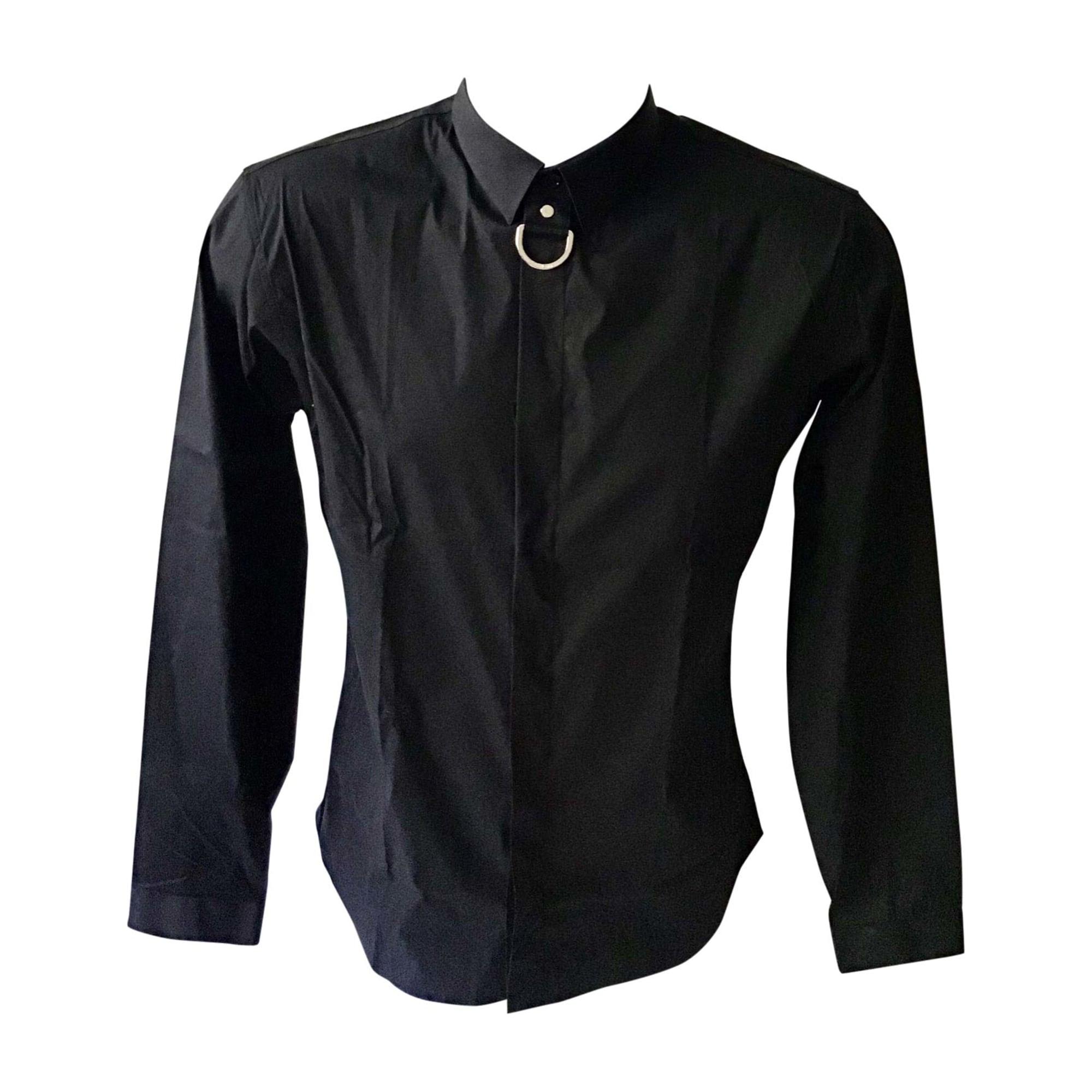 Shirt DIOR HOMME Black
