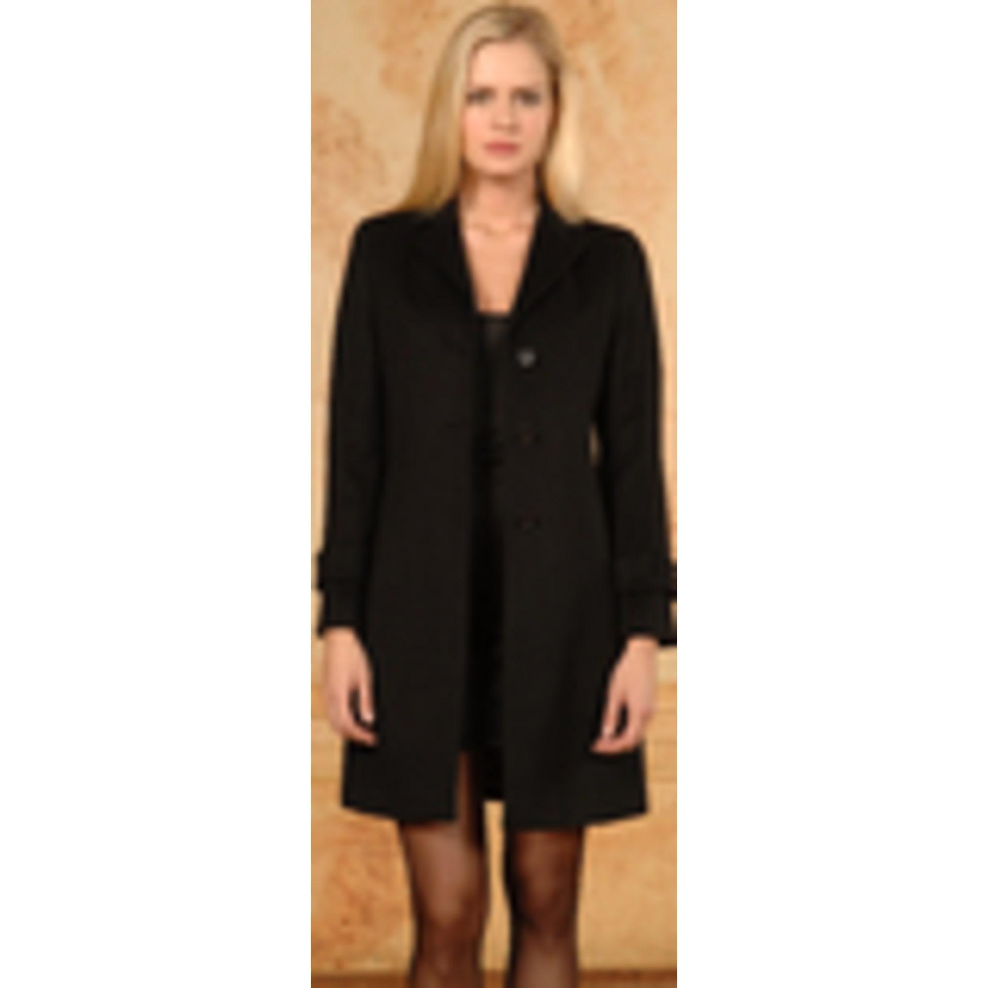 Manteau BREGAL PELCHAT 42 (L XL, T4) noir vendu par Chromosome187230 ... 79a9e1f4383a