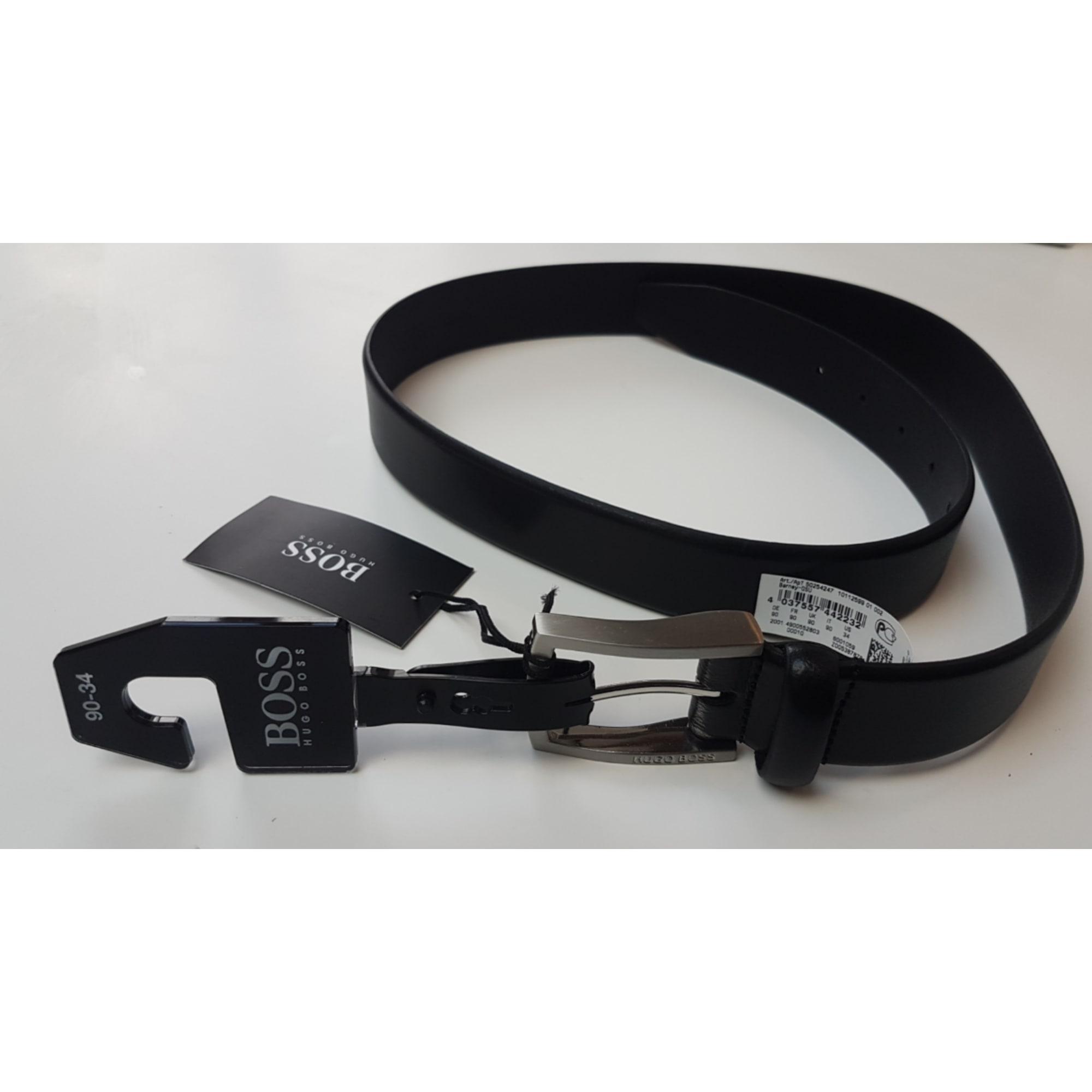 b4736512670 Ceinture HUGO BOSS 90 noir vendu par Dimytrios - 7931829