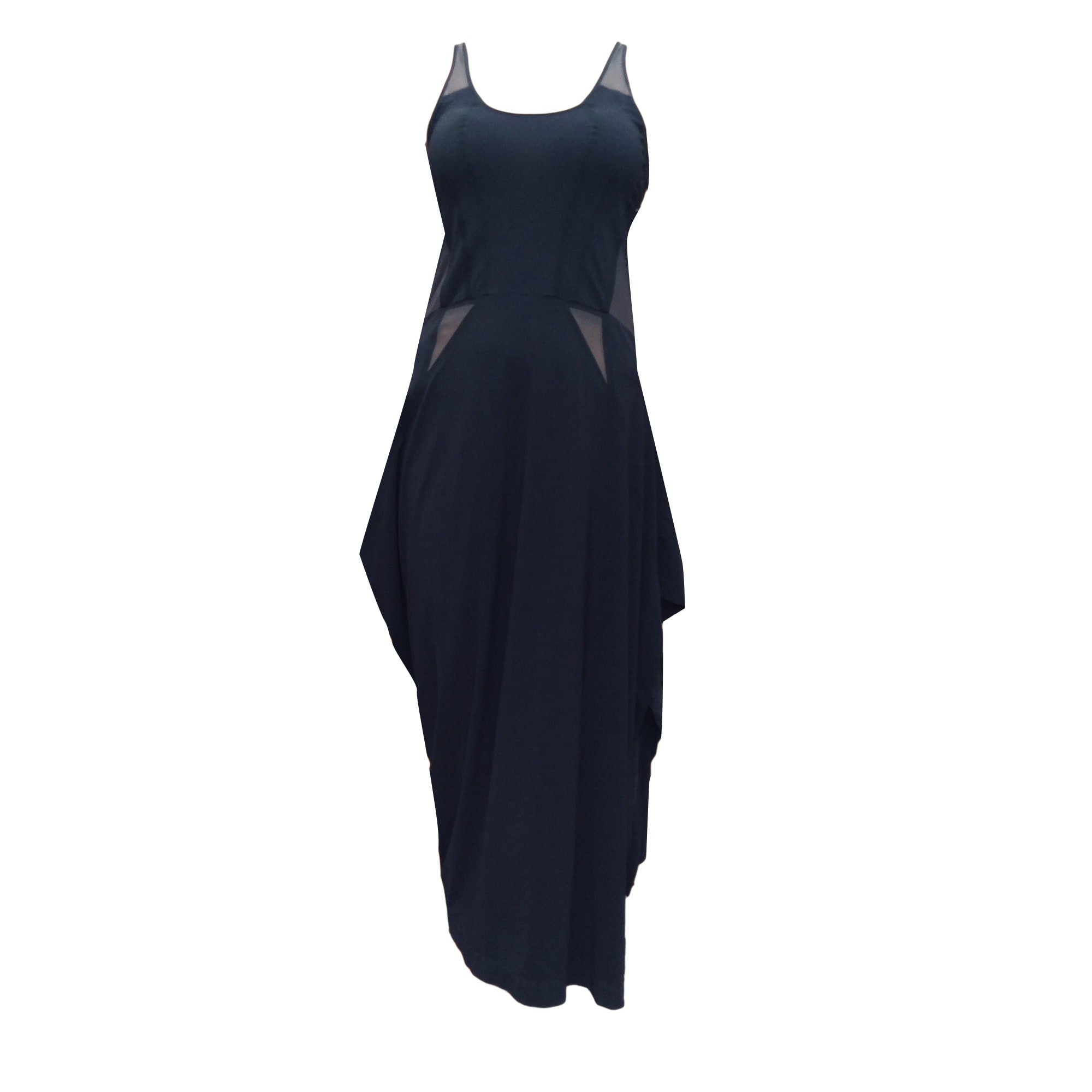 b8f2a19f4b6 Maxi Dress MARITHÉ ET FRANÇOIS GIRBAUD Blue, navy, turquoise