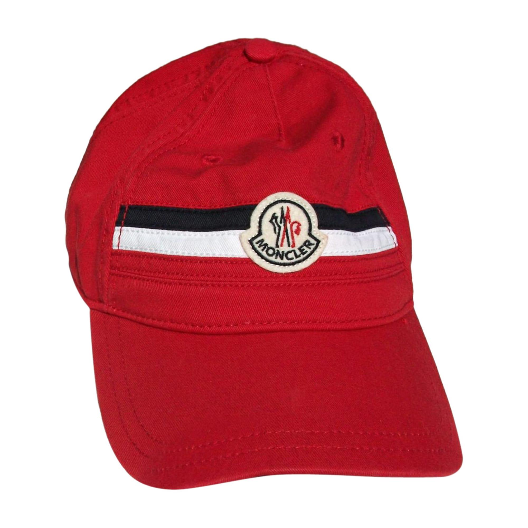prix casquette moncler