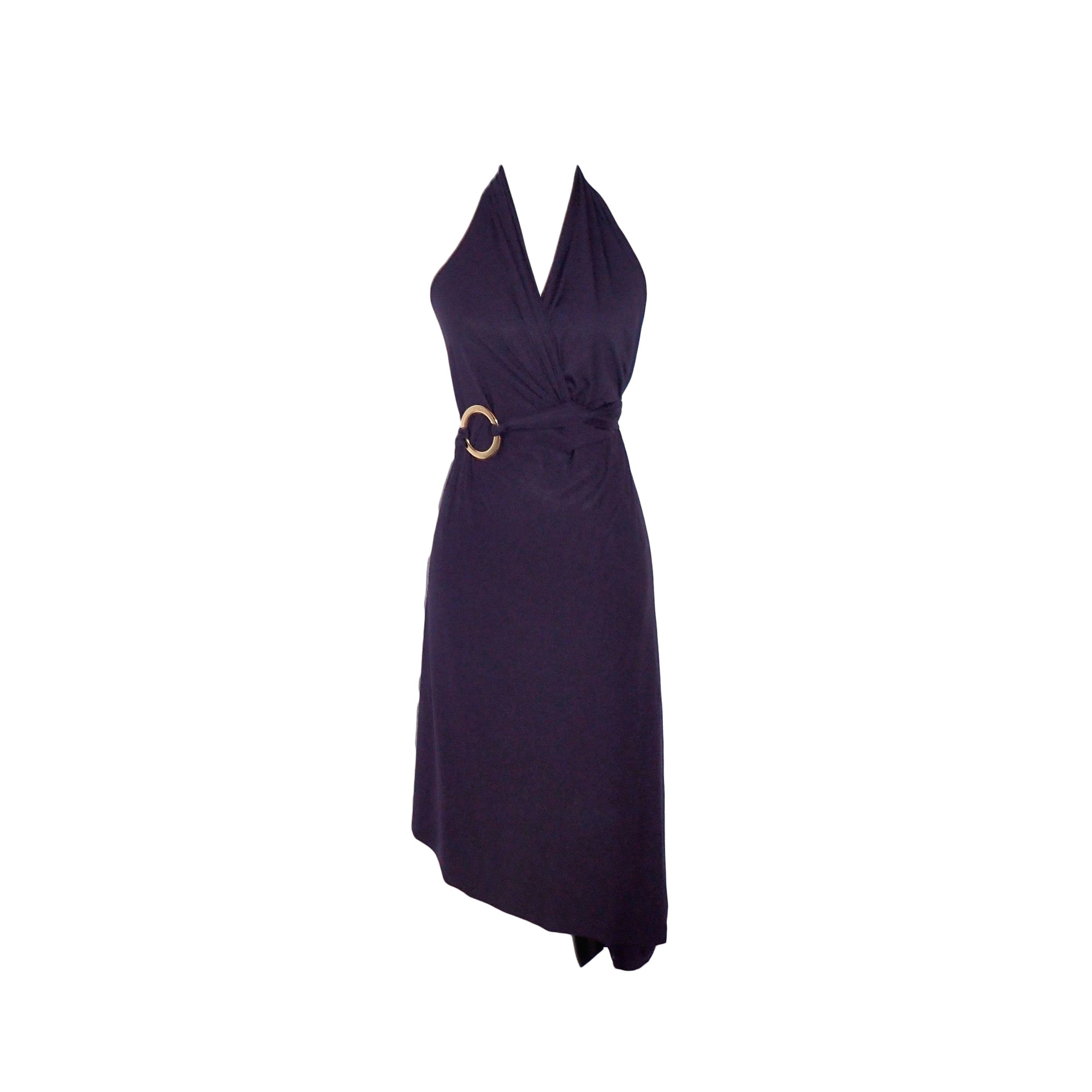 Robe mi-longue WOLFORD 36 (S, T1) violet - 7938859 a4355d392f8