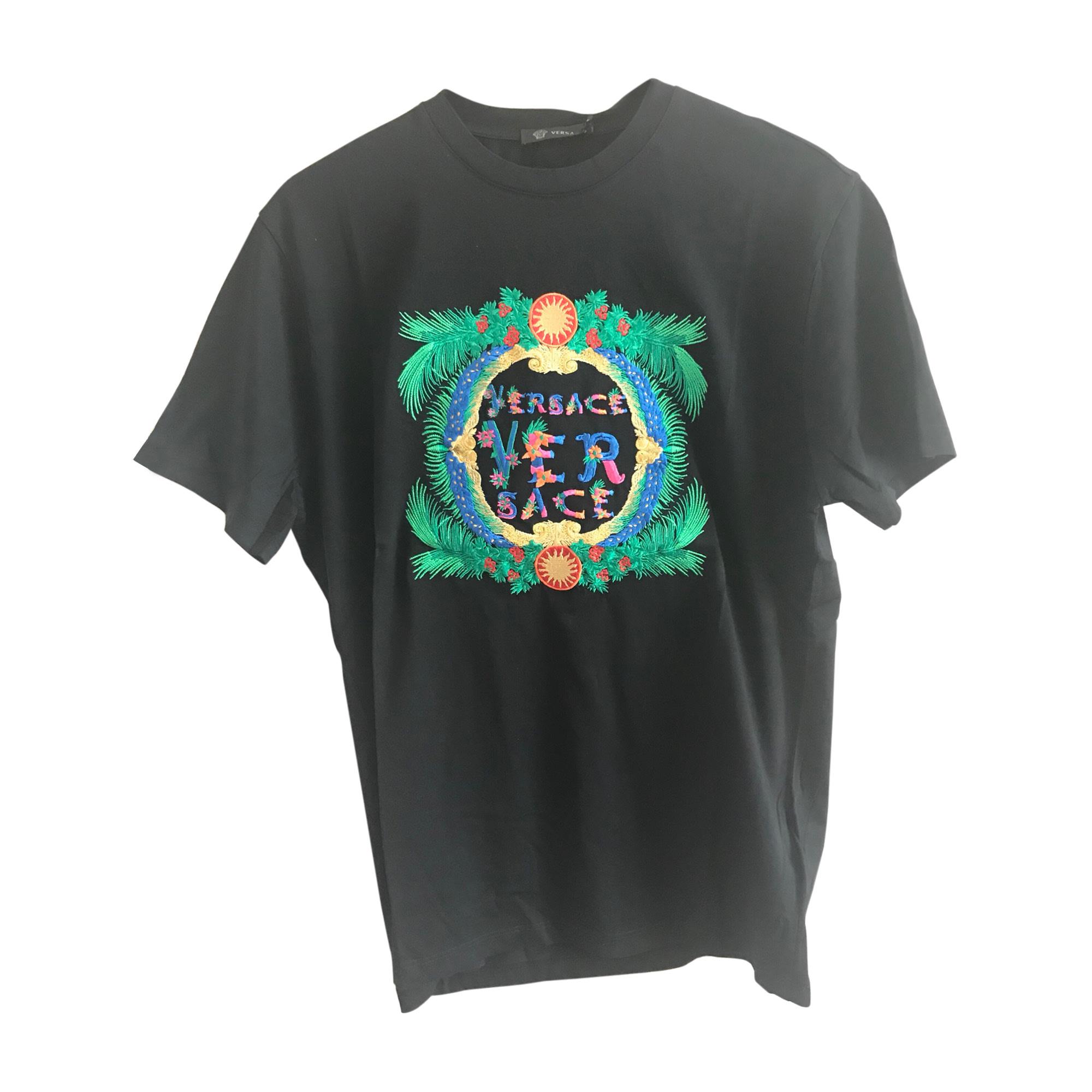 Tee-shirt VERSACE 4 (XL) noir - 7941516 d111069610b