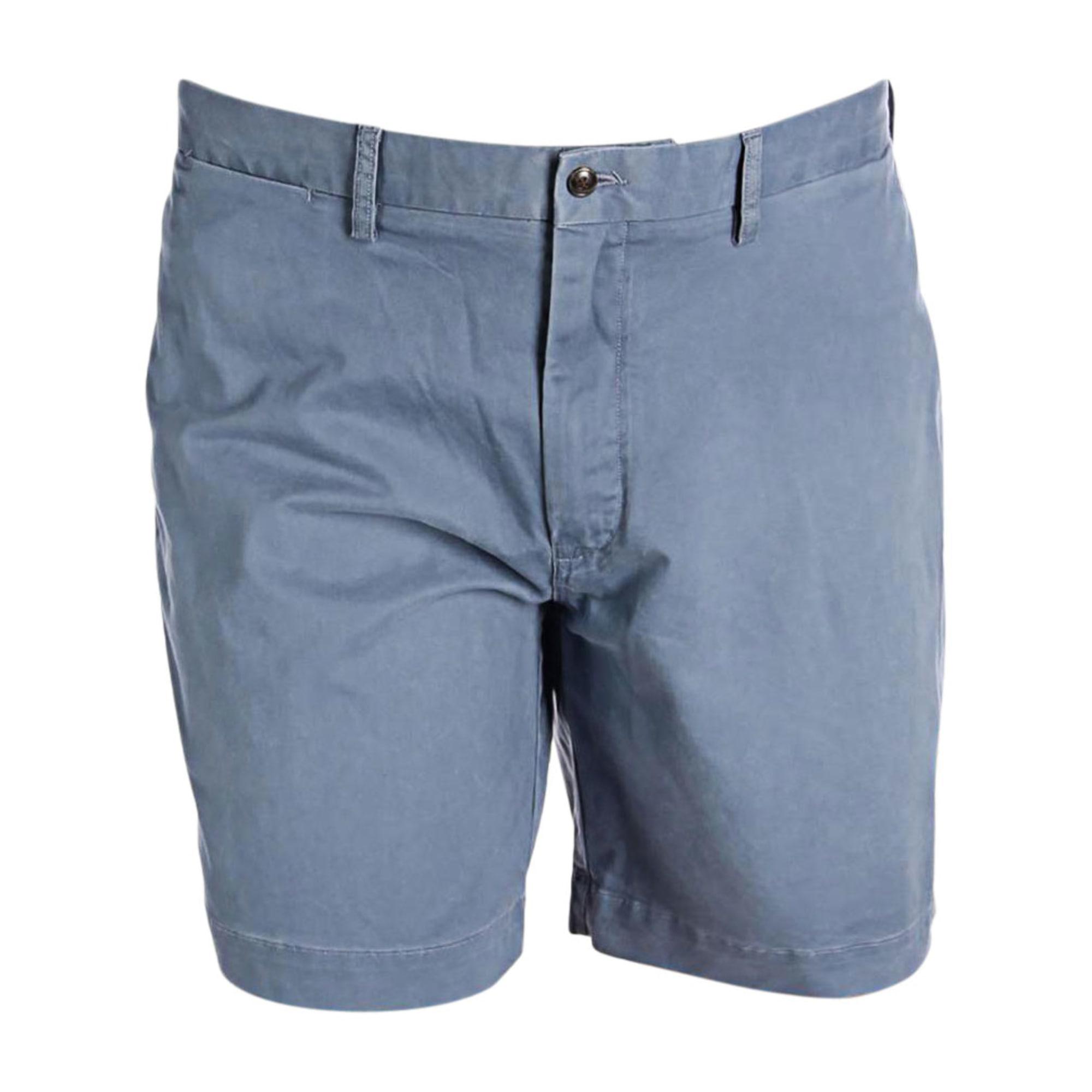 Bleu Ralph Lauren Toile Polo Marine Short W2IEH9D