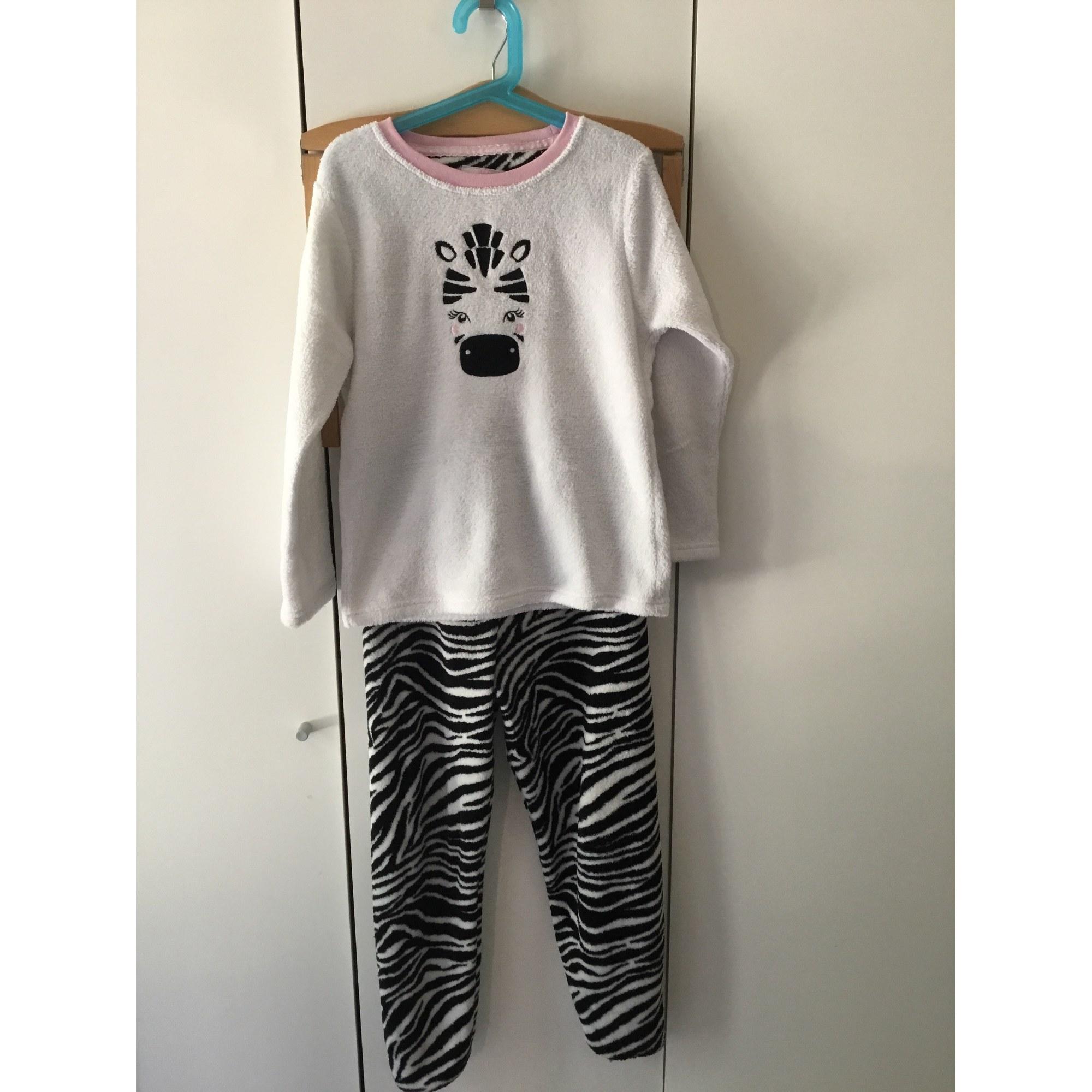 acd6d489d2cb Pyjama PRIMARK 9-10 ans blanc - 7955415