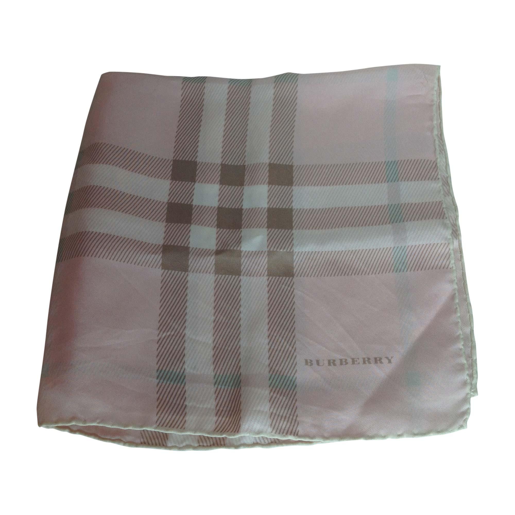 Großartig Burberry Tuch Dekoration Von Tuch, Schal Pink, Altrosa