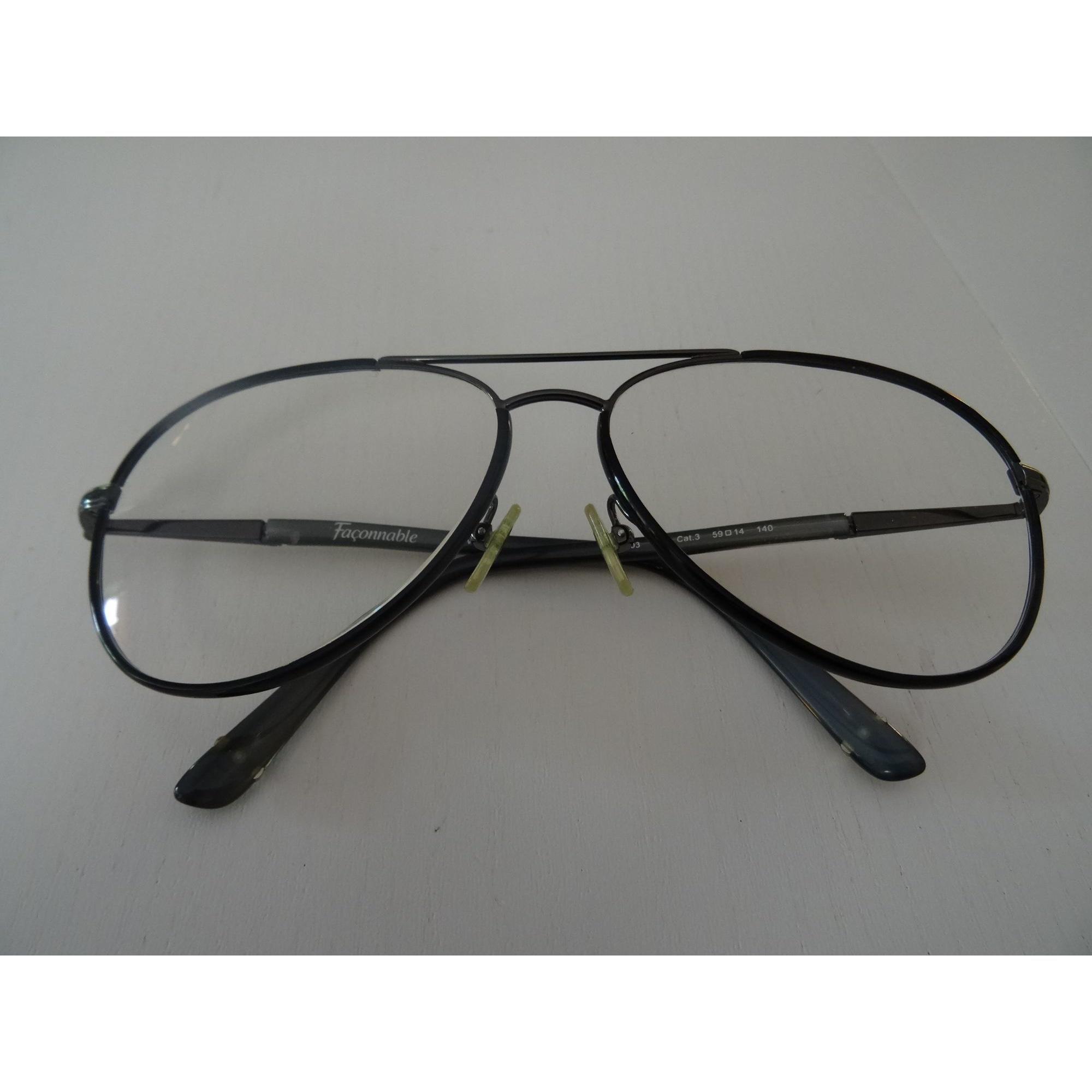 Monture de lunettes FAÇONNABLE argenté - 7959055 61a3878dc069