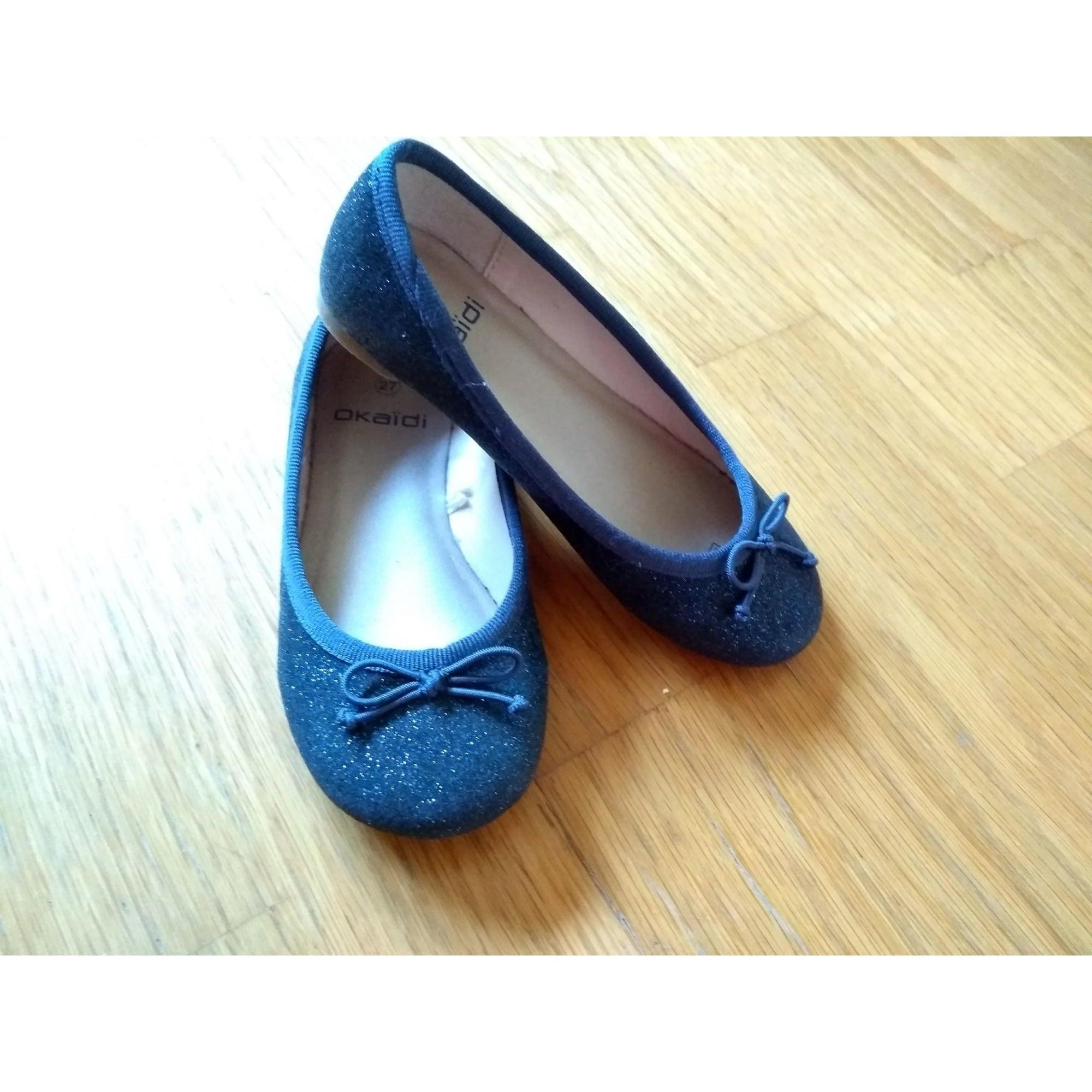 7bb0c3209469d Ballerines OKAÏDI 27 bleu - 7959185