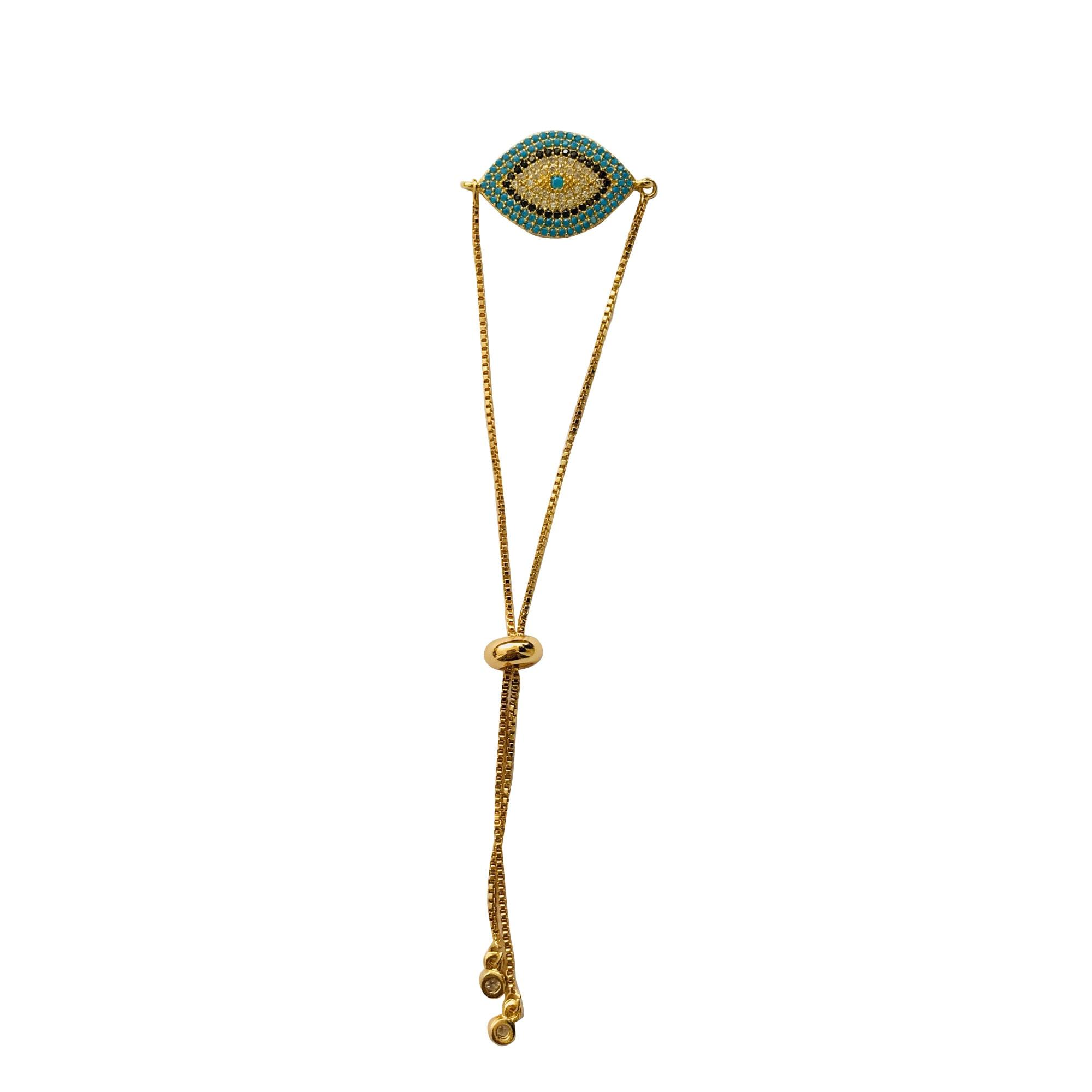 Bracelet GAS Doré, bronze, cuivre