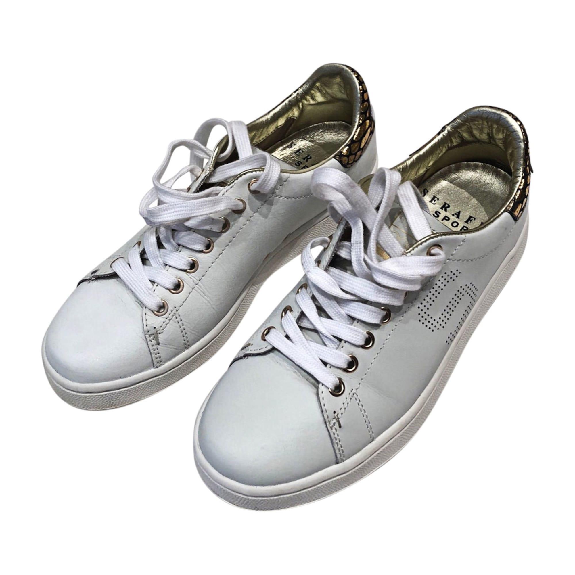 2d72201047 Baskets SERAFINI Blanc, blanc cassé, écru