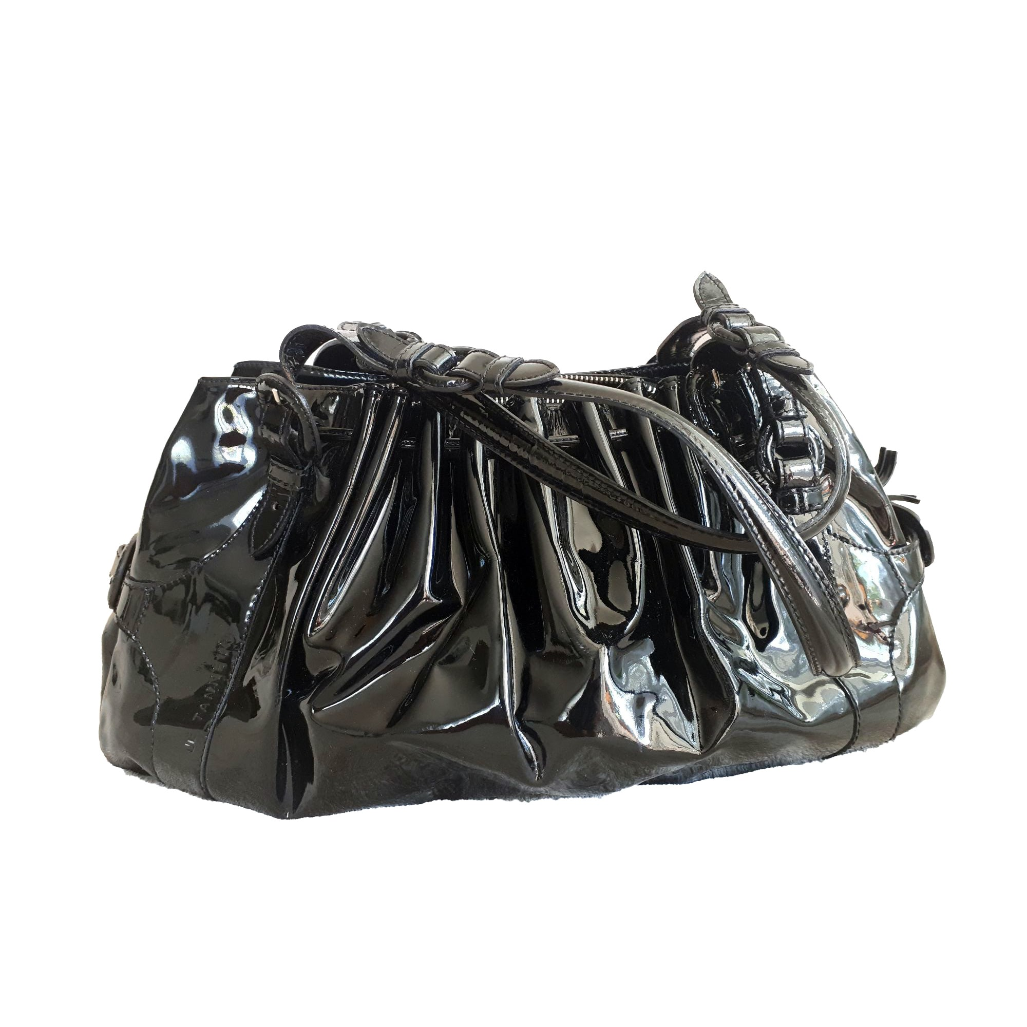533833409b Sac à main en cuir LE TANNEUR noir vendu par Audrey-olivier - 7961716