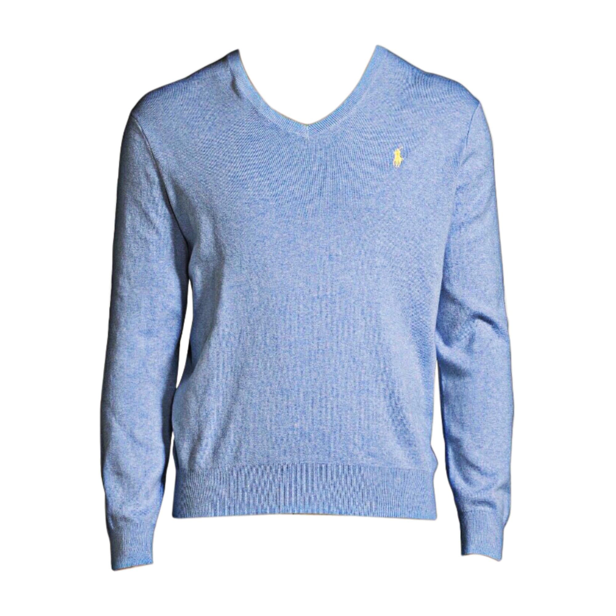 Pull RALPH LAUREN Bleu, bleu marine, bleu turquoise 2ac69ff900f