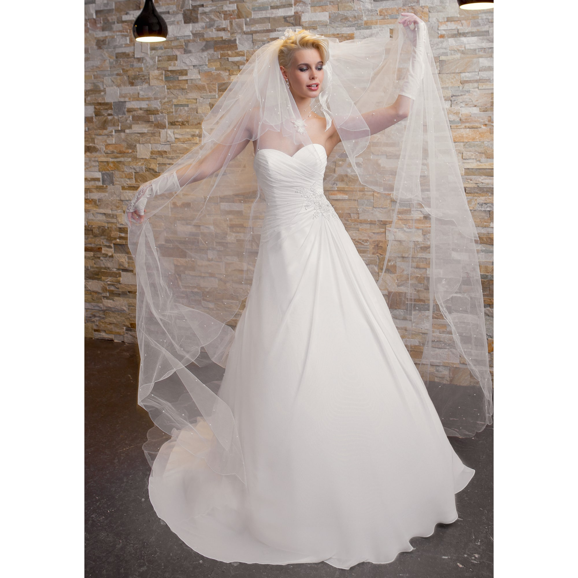 Bella Creation 42lxlT4Blanc Mariée De Robe 7968915 wnvmy8O0N