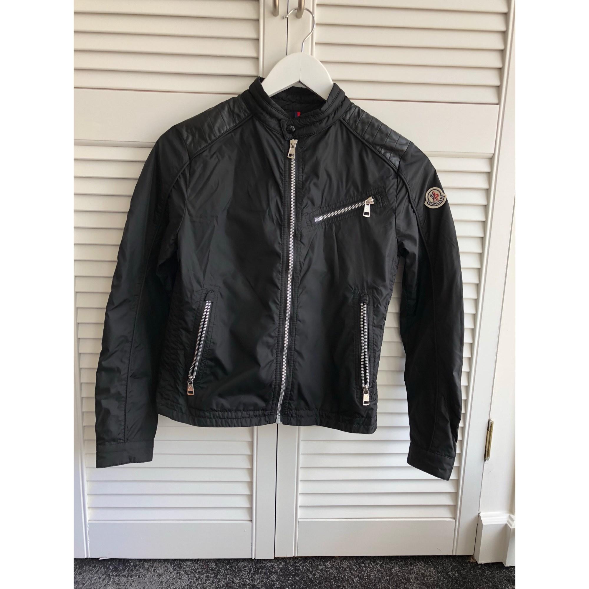 Veste MONCLER 13-14 ans noir vendu par Dominicavika - 7976005 29333fa5077