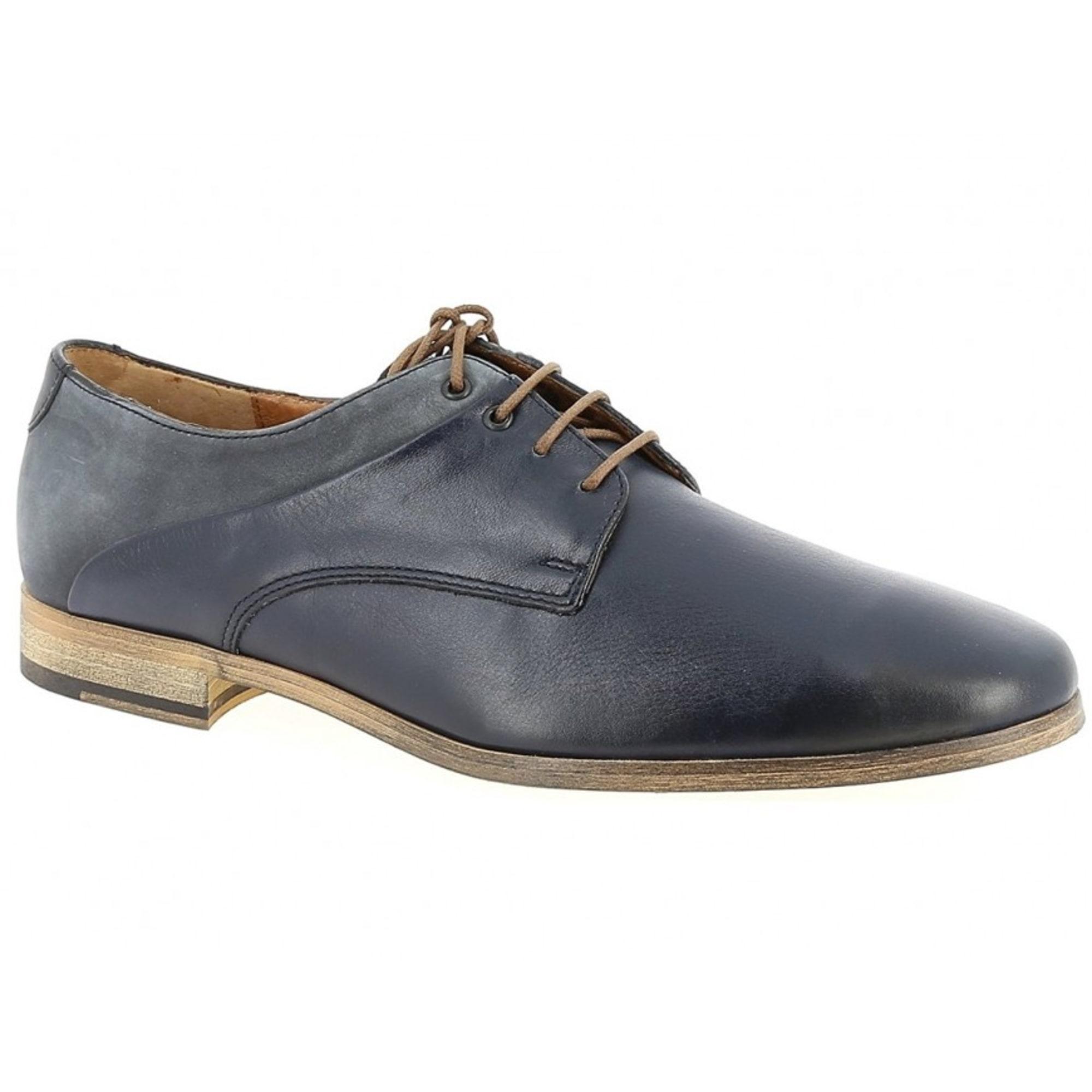 Chaussures à lacets KOST Noir