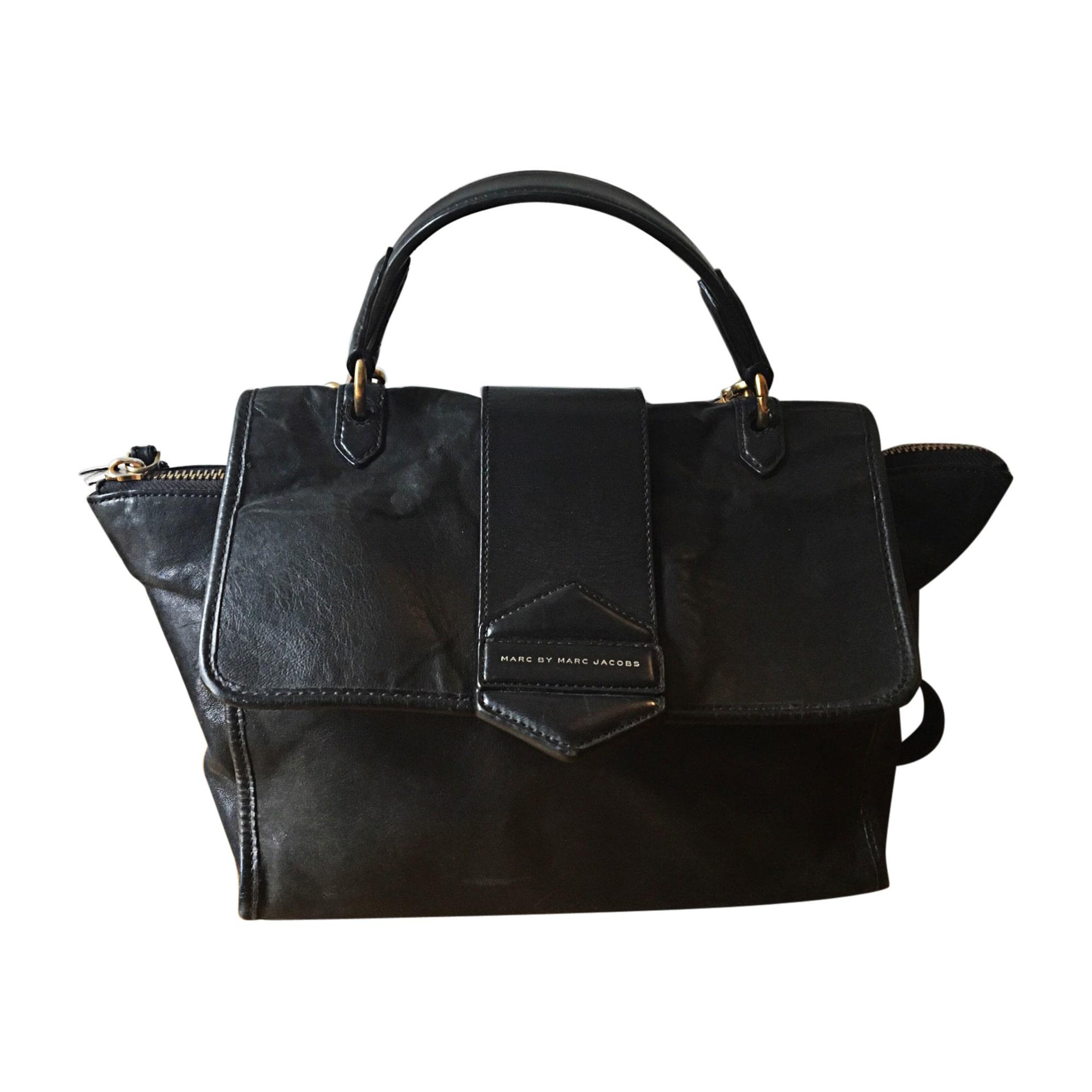 c40513ebe89 Sac à main en cuir MARC JACOBS noir vendu par Camille h - 7986108
