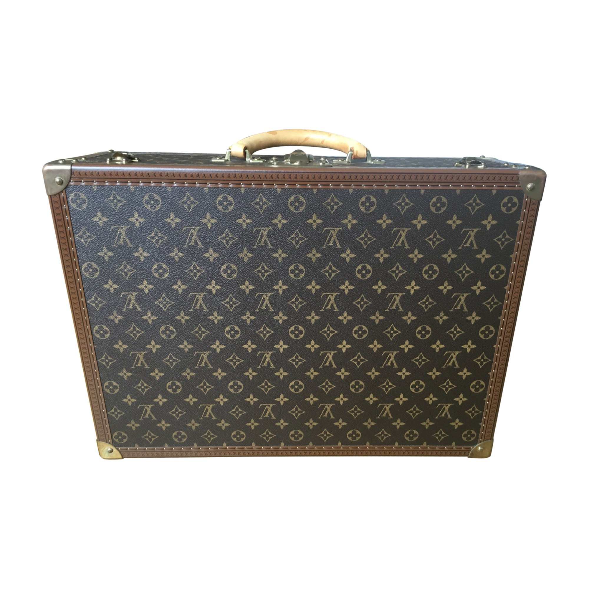 afc3706f8b4 Mallette LOUIS VUITTON marron - 7988431