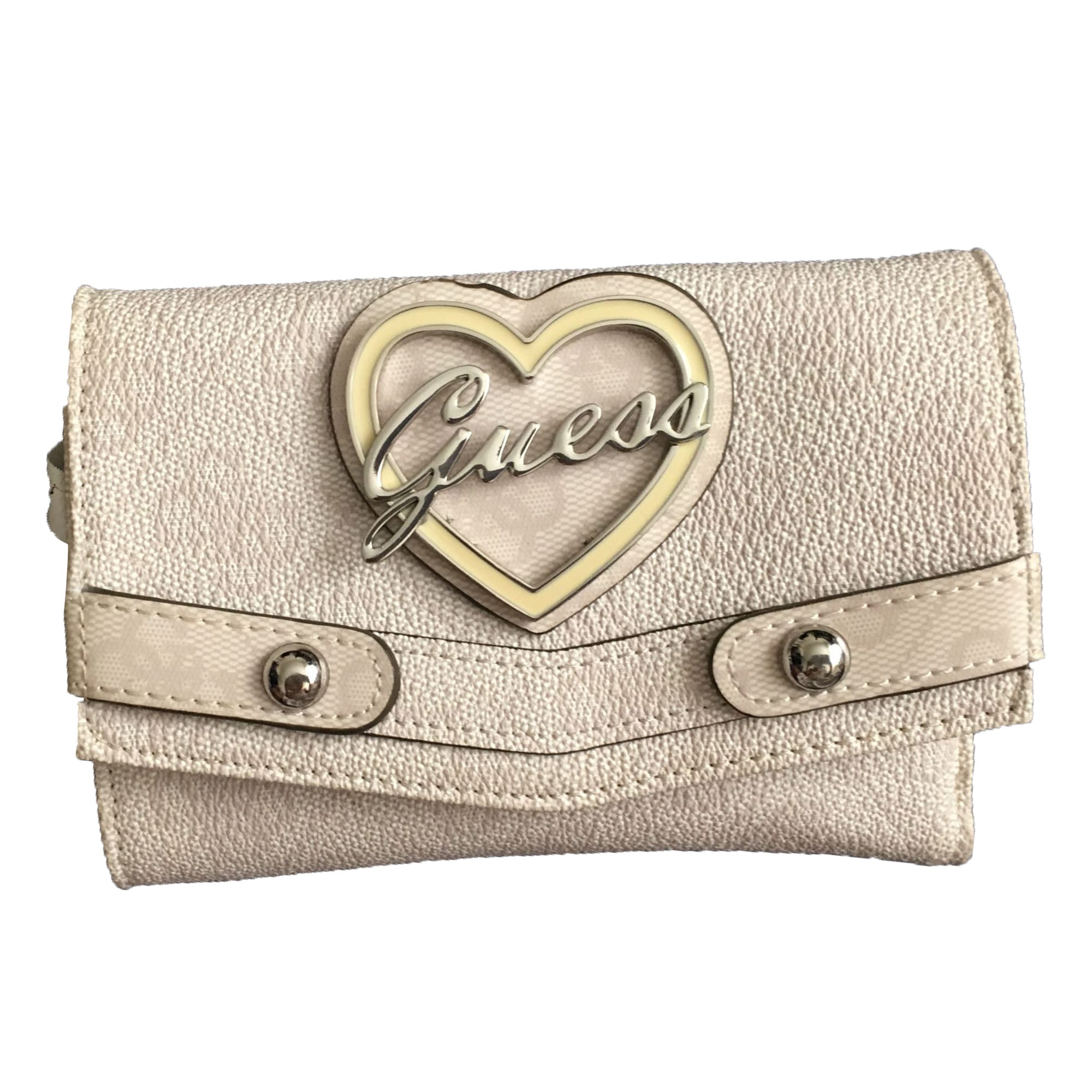 Portefeuille Guess Blanc 7989499