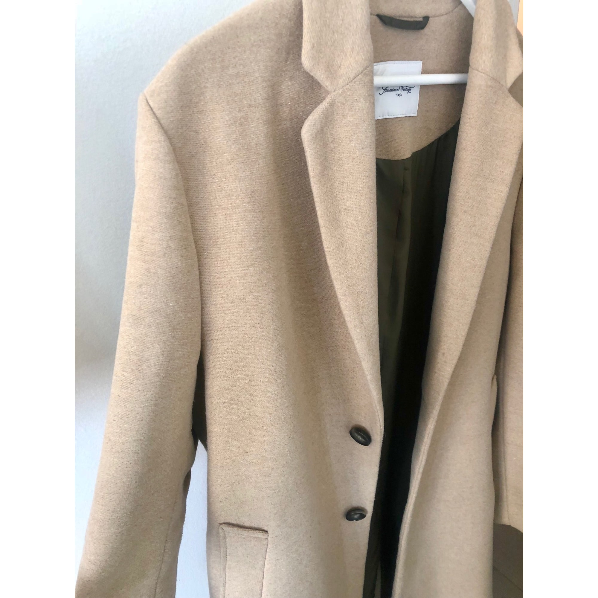 plus récent 0a7e3 ca220 Manteau
