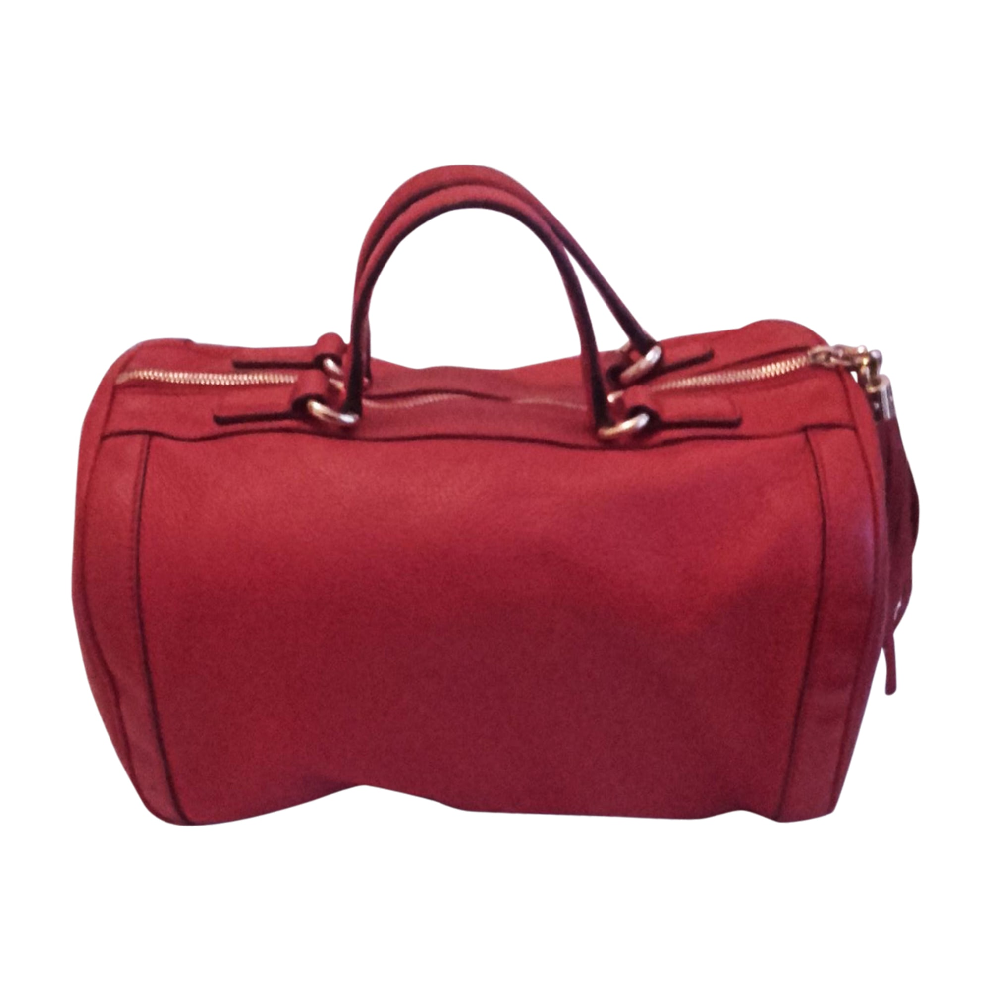 be53d238a54bf Leather Handbag GUCCI red - 7998293