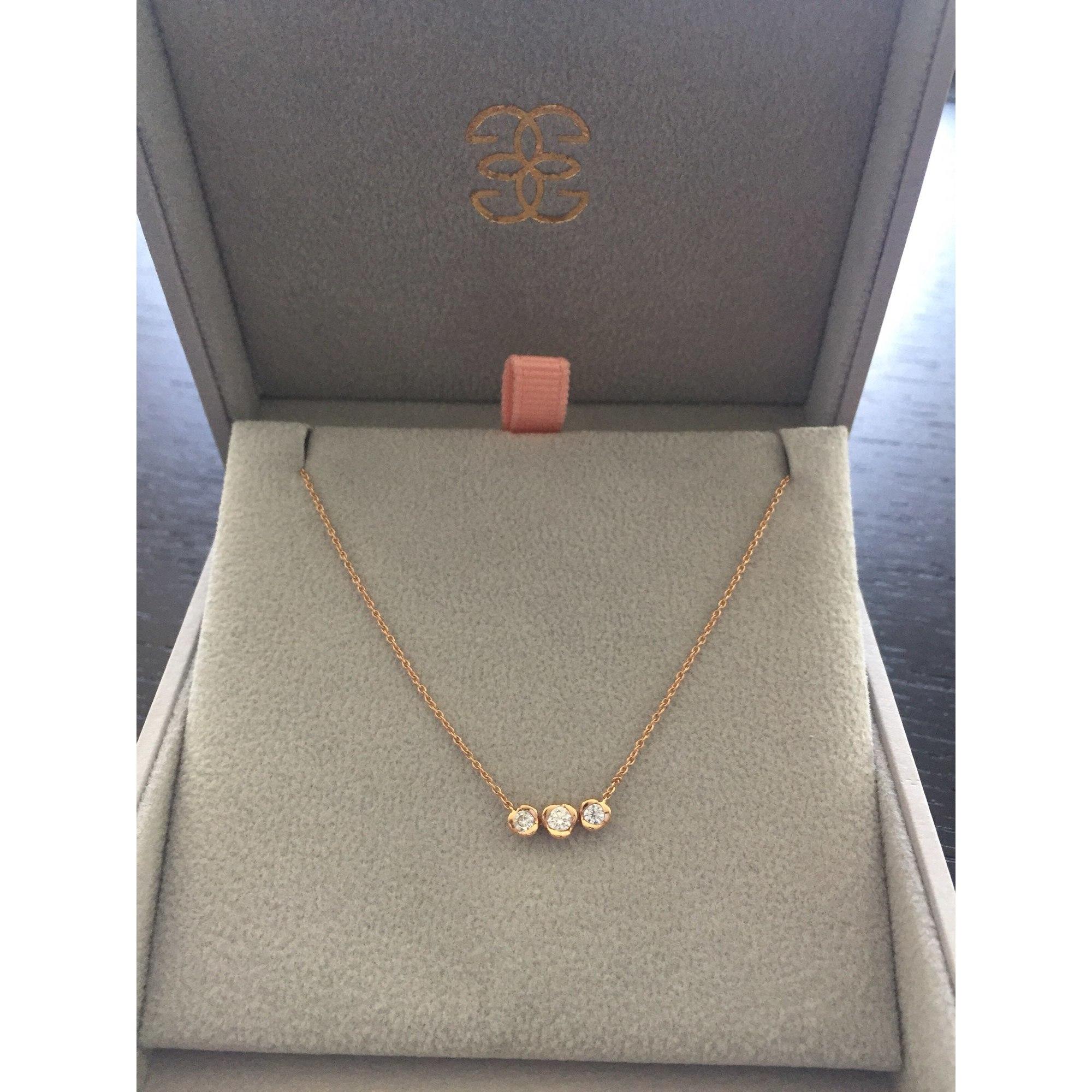 didier guerin collier perle