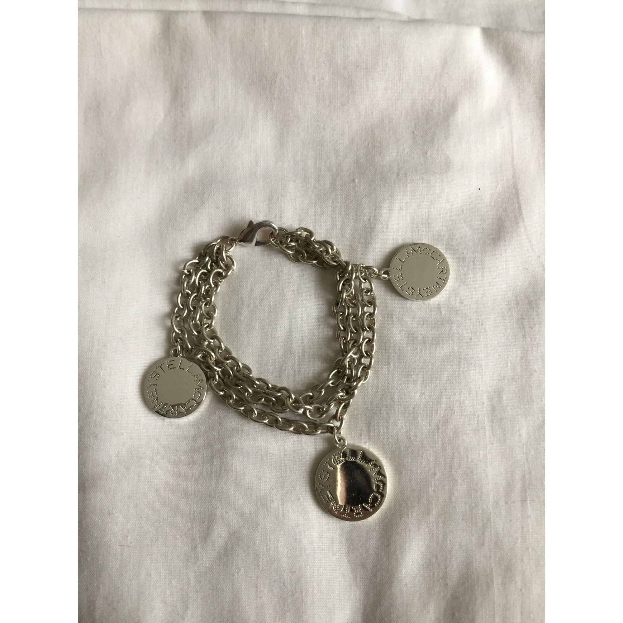 Bracelet STELLA MCCARTNEY métal argent