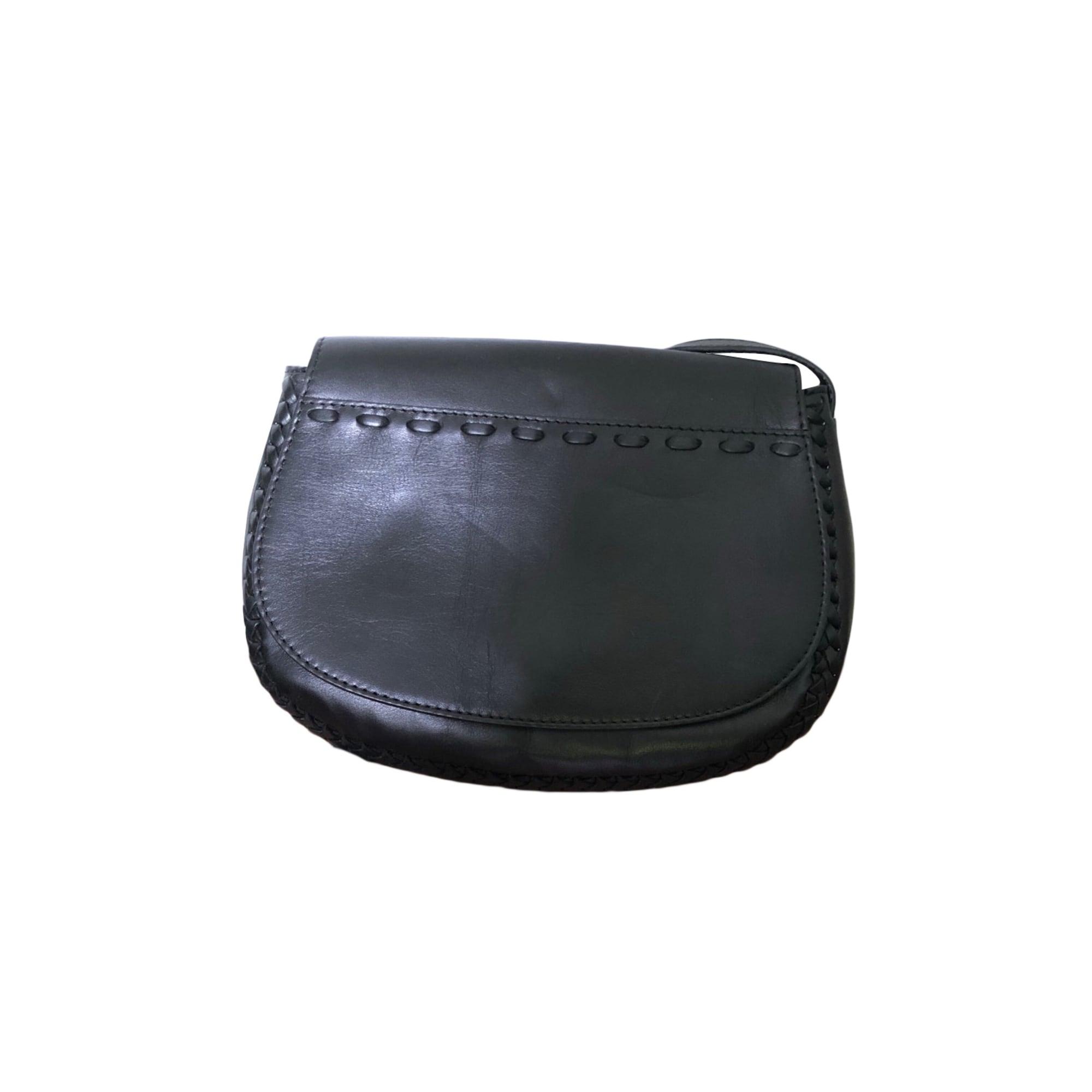 aad1acfd29 Sac en bandoulière en cuir GERARD DAREL noir - 8008396