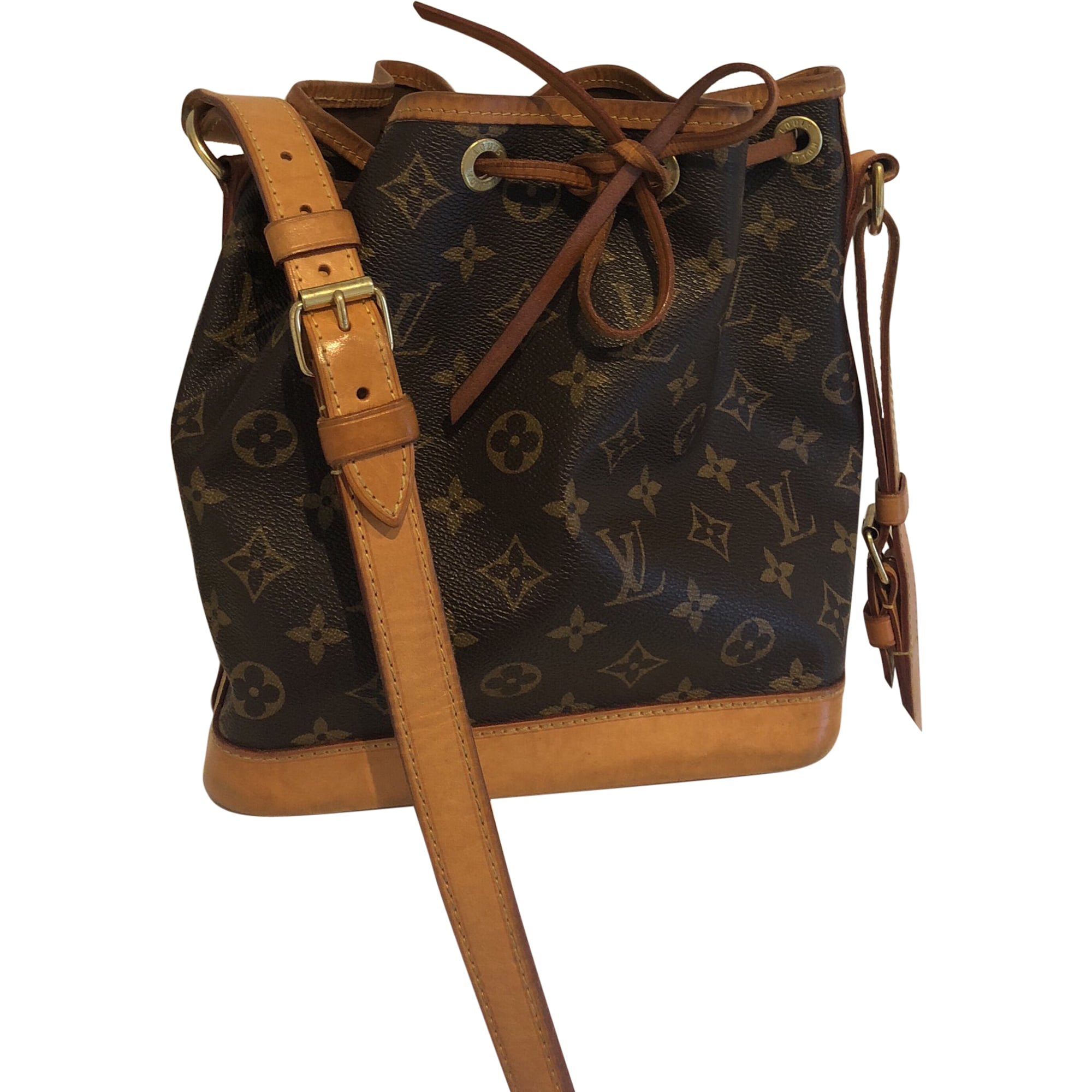 17a5078619be Sac en bandoulière en cuir LOUIS VUITTON no marron - 8008678
