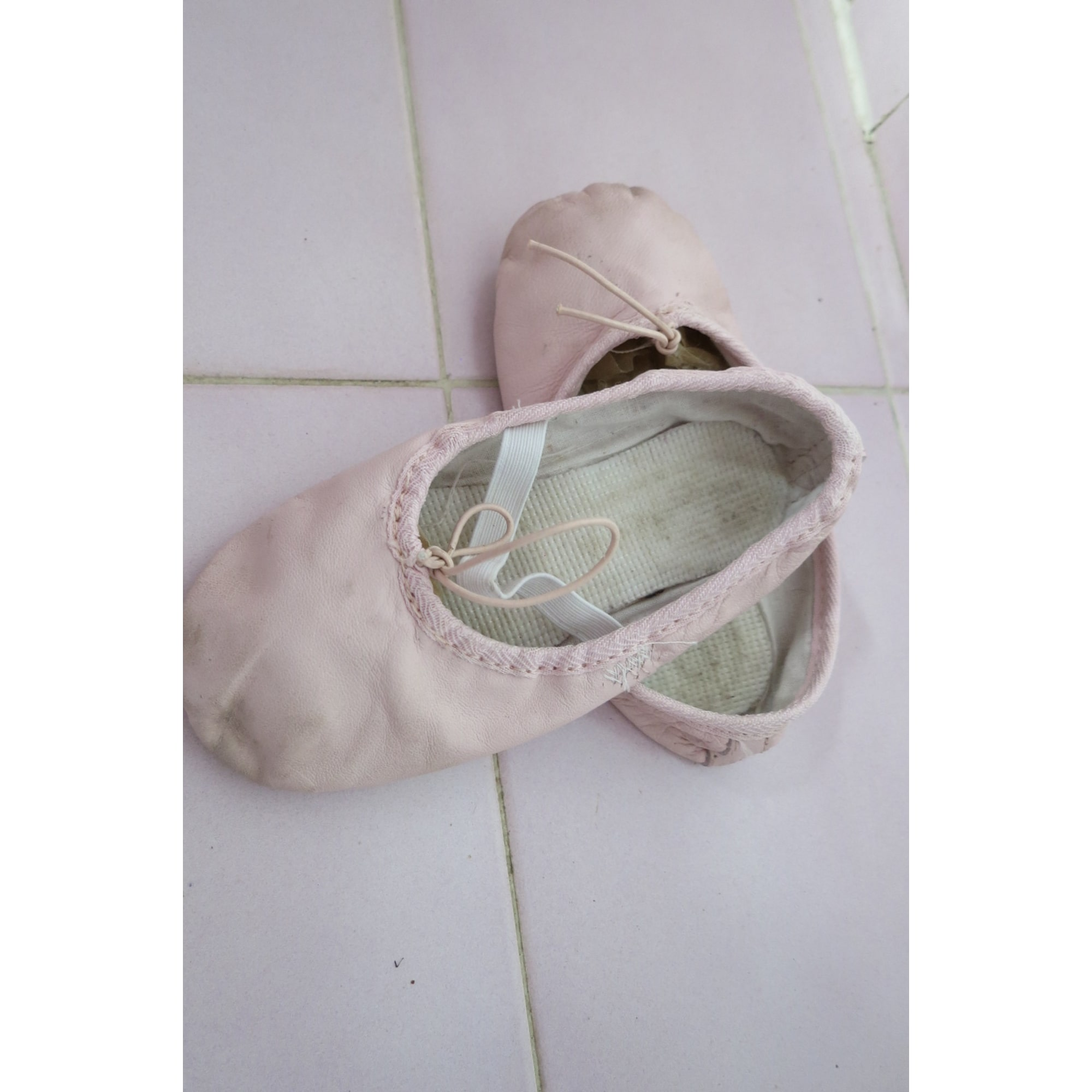 Dance Shoes MARQUE INCONNUE Pink, fuchsia, light pink