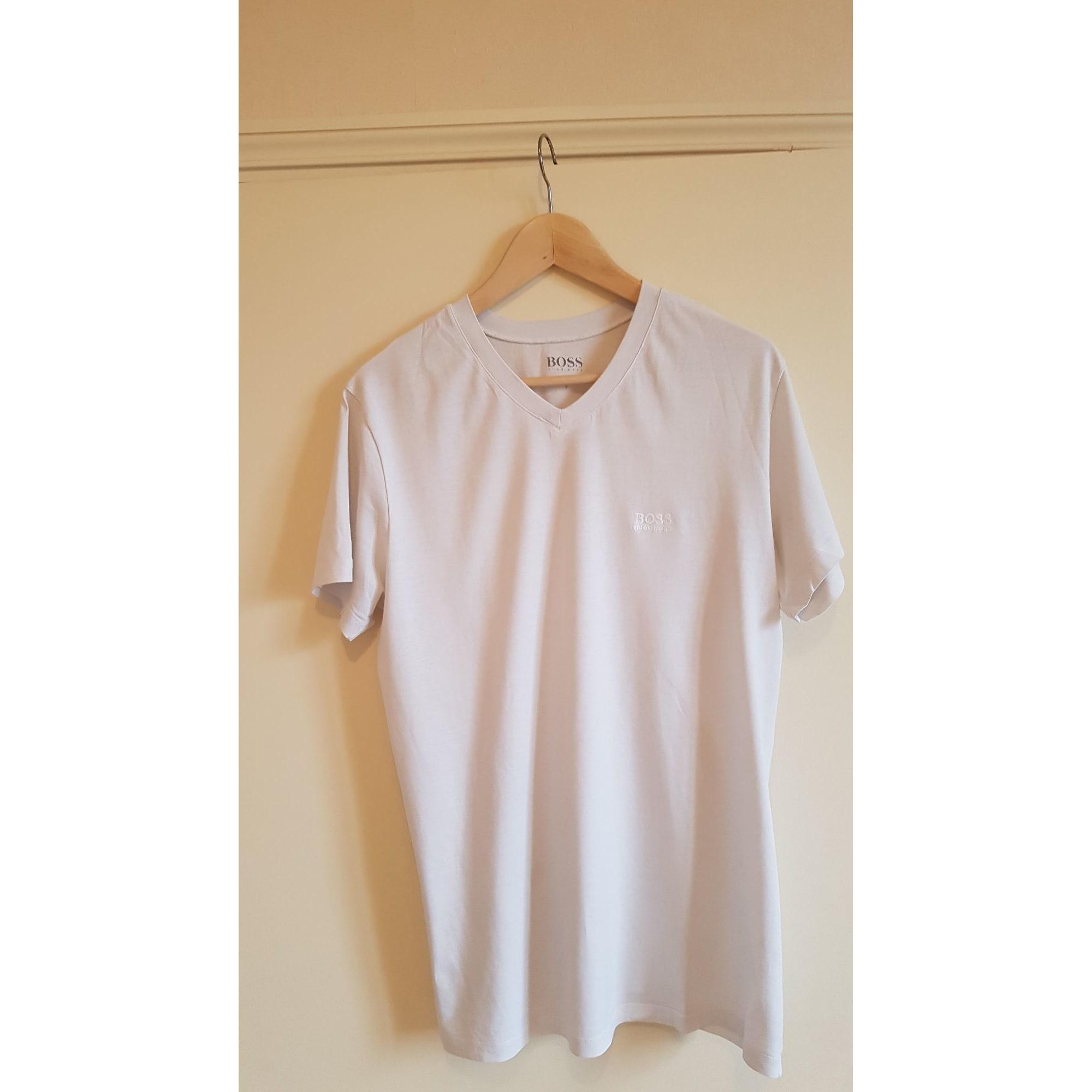836d5905165 Tee-shirt HUGO BOSS 1 (S) blanc - 8014020