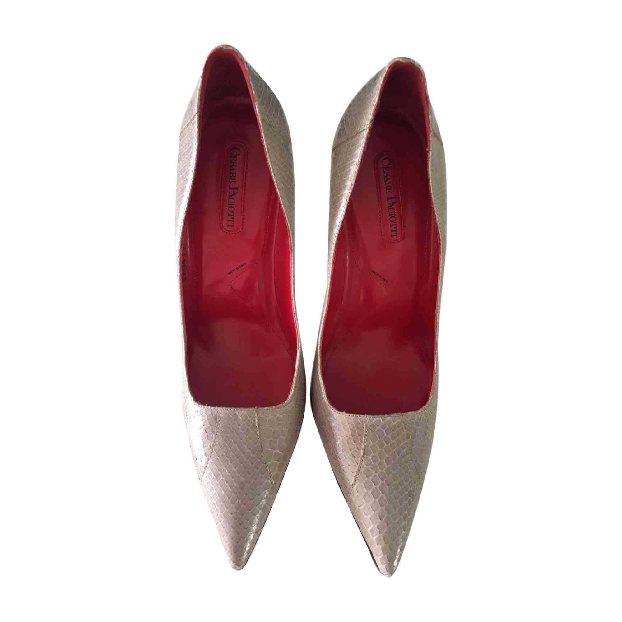 grand assortiment Design moderne bonne vente de chaussures Escarpins CESARE PACIOTTI