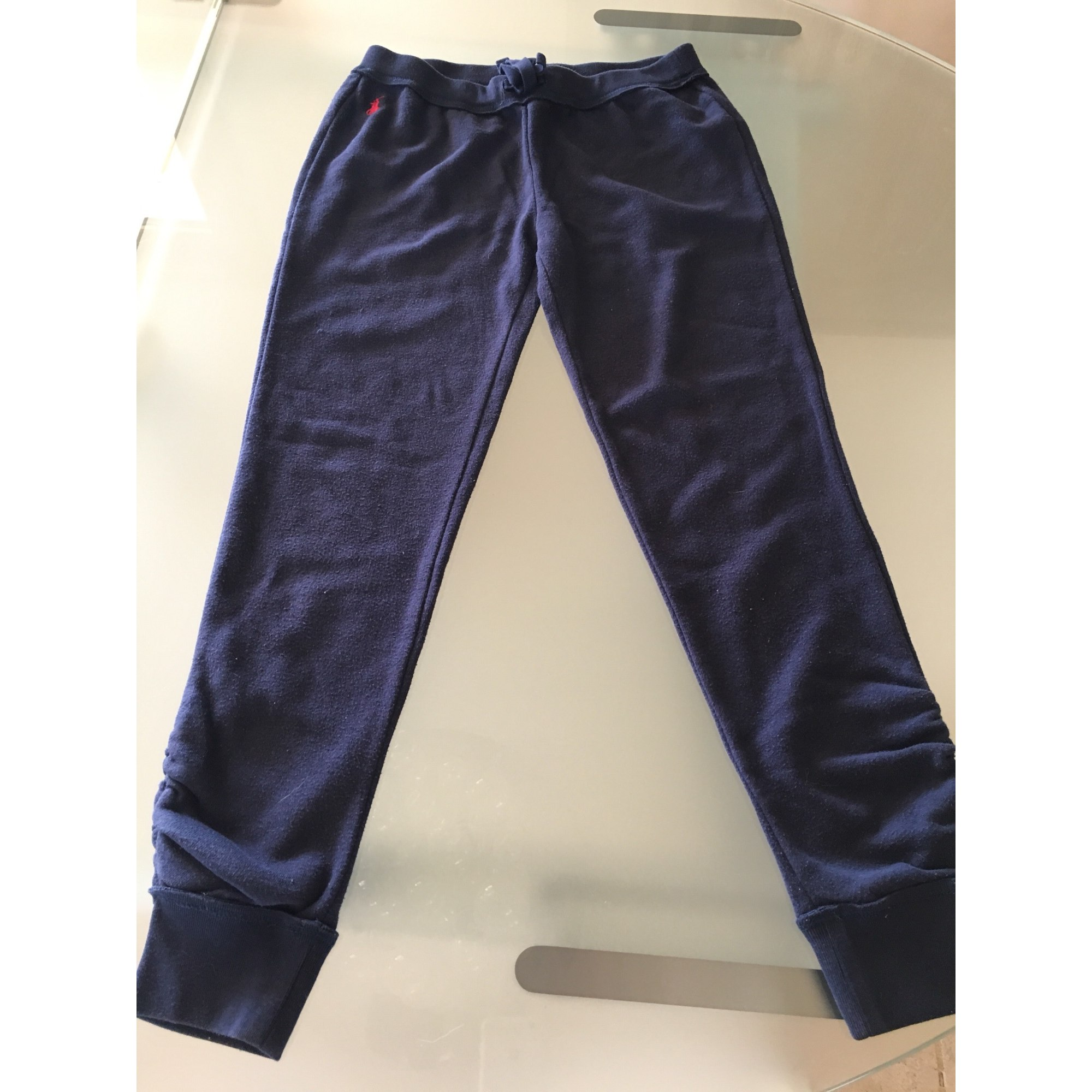 d2f561973f4 Pantalon de survêtement RALPH LAUREN 11-12 ans bleu - 8020035