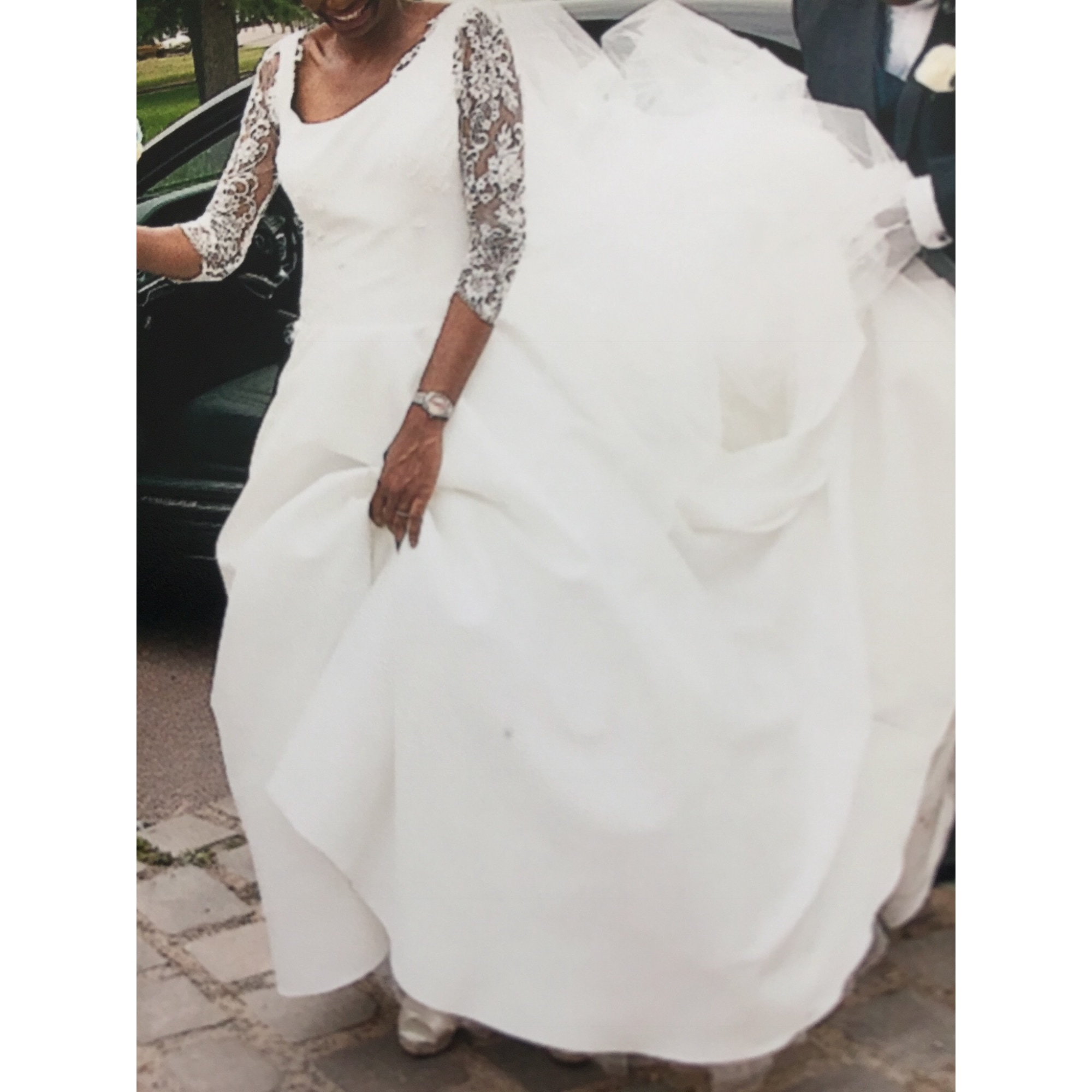 Prix robe de mariee laurent kapelski