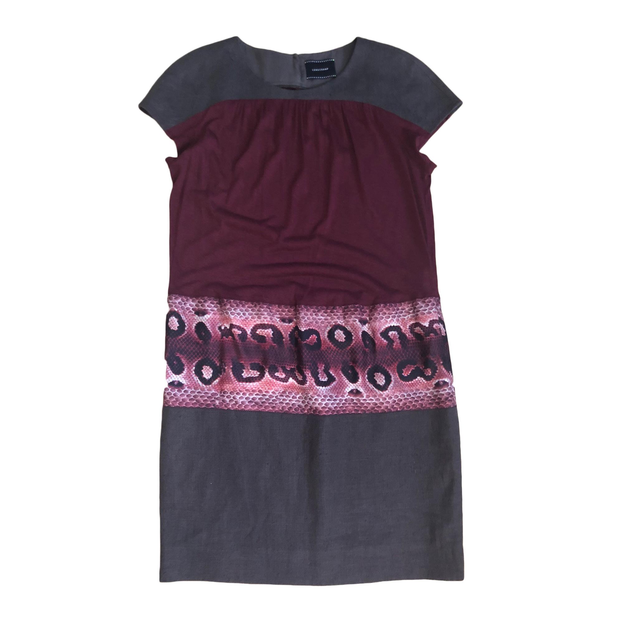Mini-Kleid LONGCHAMP Mehrfarbig