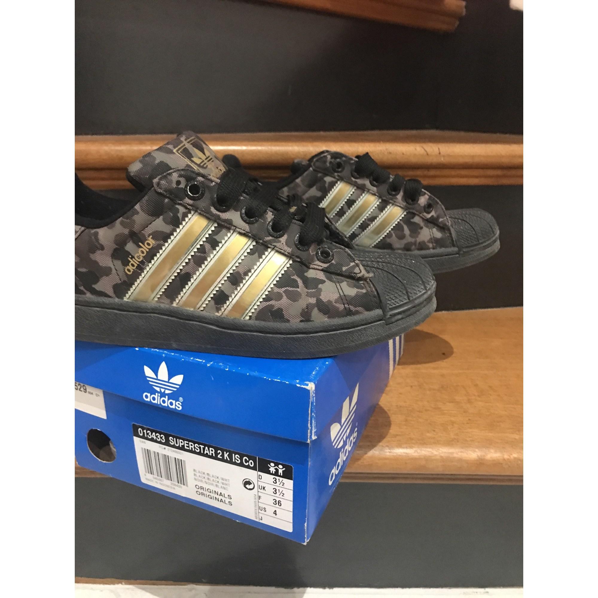 Adidas 8028655 Baskets Militaire 36 Superstar aBpq8
