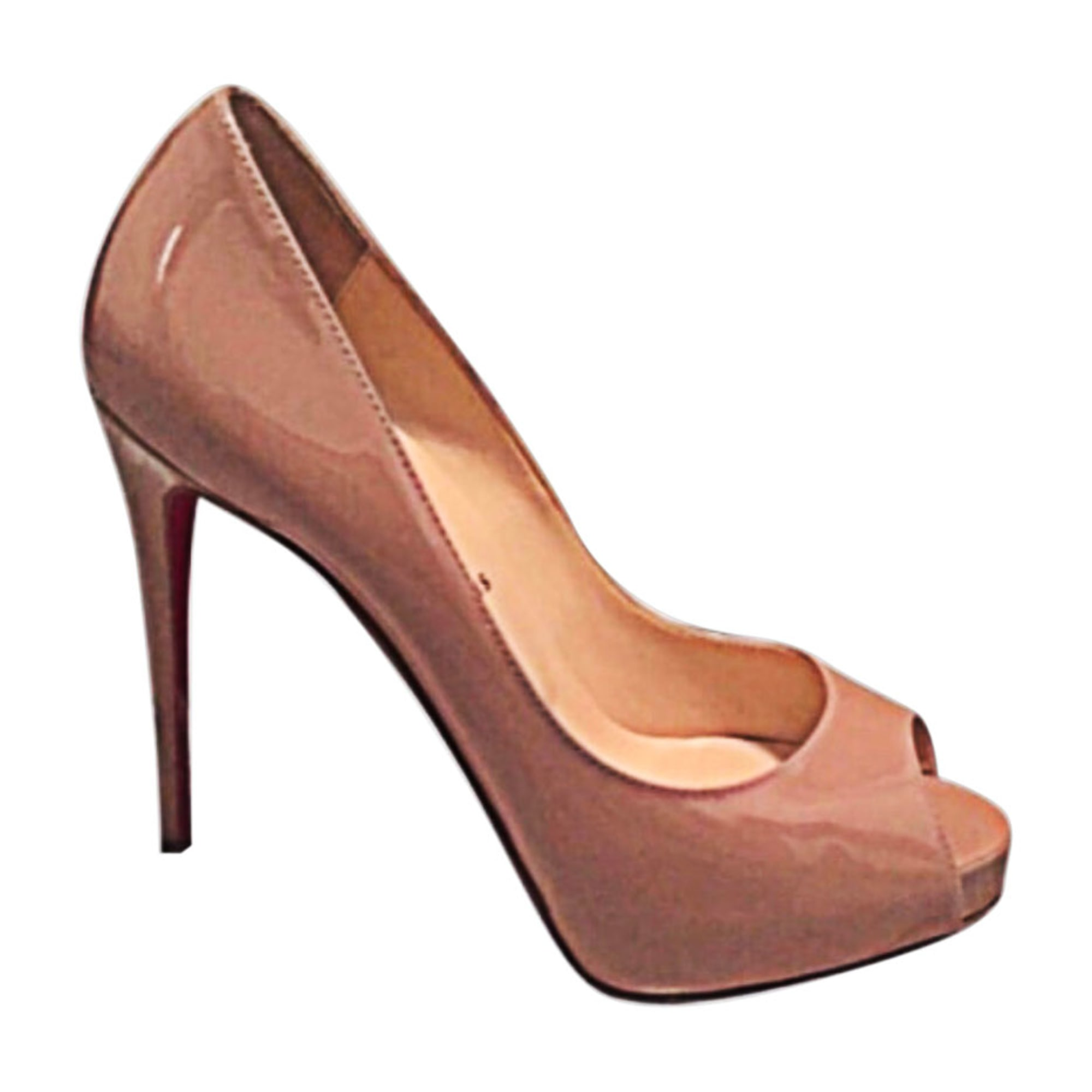 detailed look d691a 6555d promo code louboutin bronze sandals heels a98ee cff9f