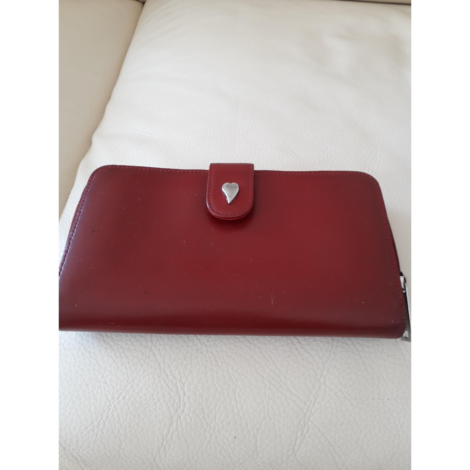 Portefeuille LANCASTER rouge - 8036827 403ee216dc6