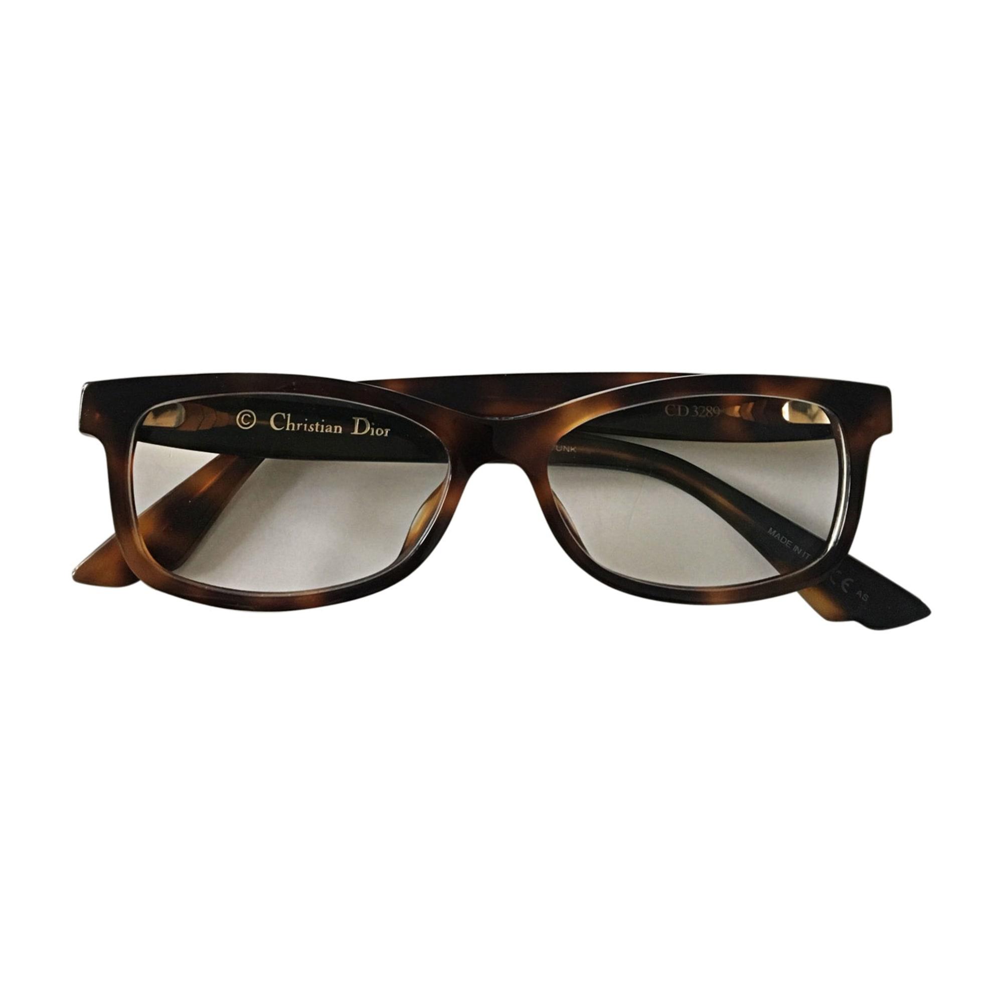 Monture de lunettes DIOR marron - 8050086 0604cb9f52b2