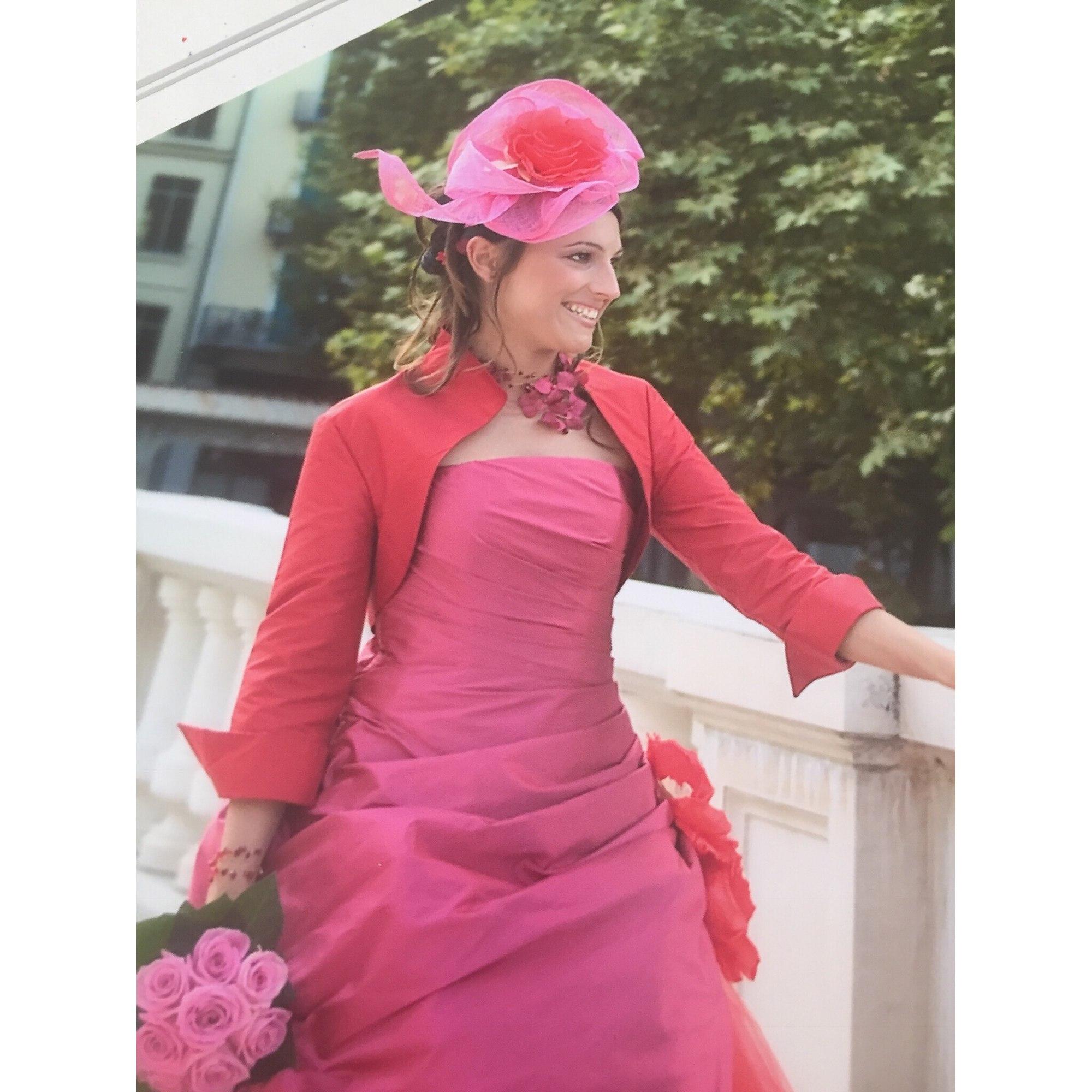 Accessoire de mariage OLIVIER FREINE Rouge, bordeaux