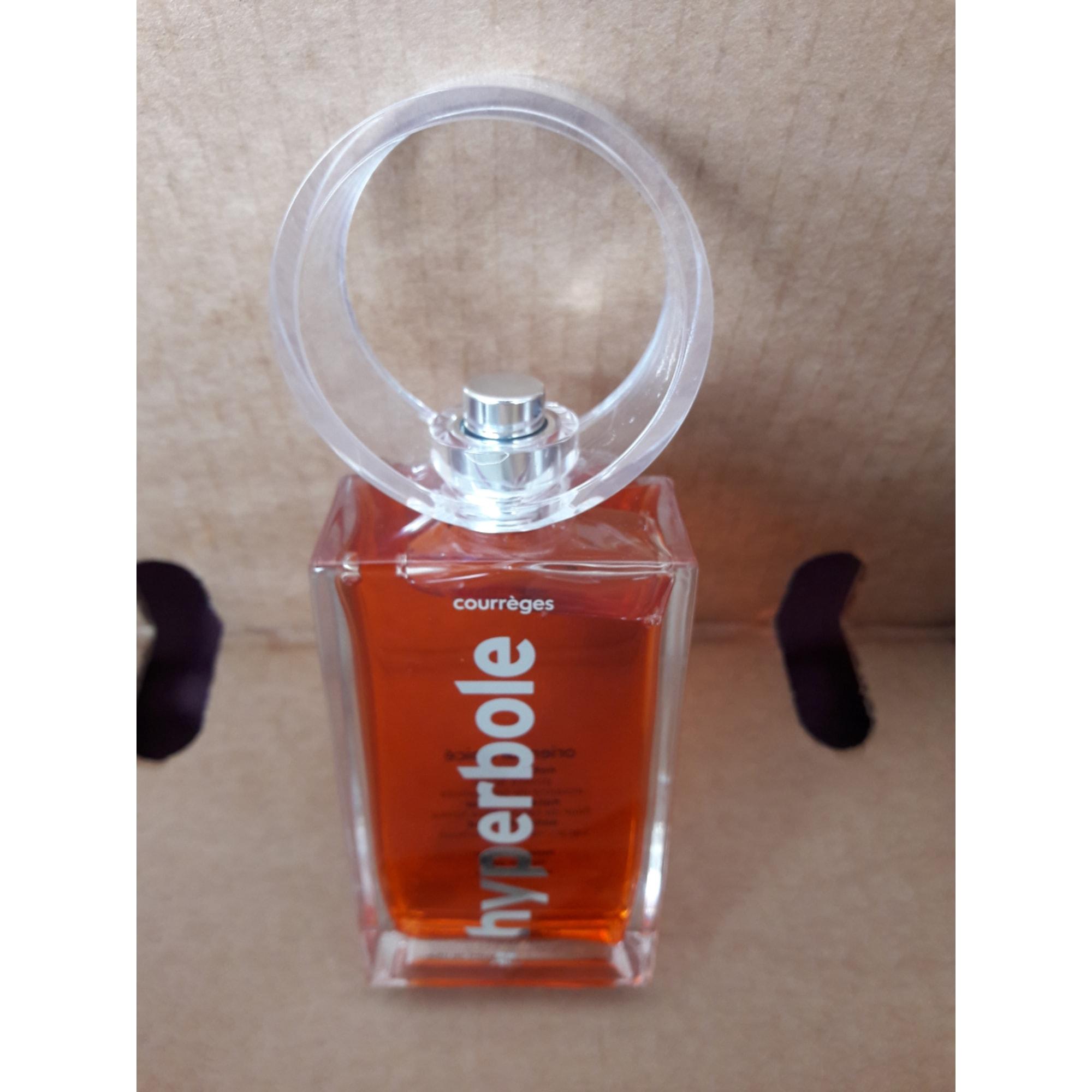 8067021 Stqdchr Courrèges Parfum De Eau TJlK1cF