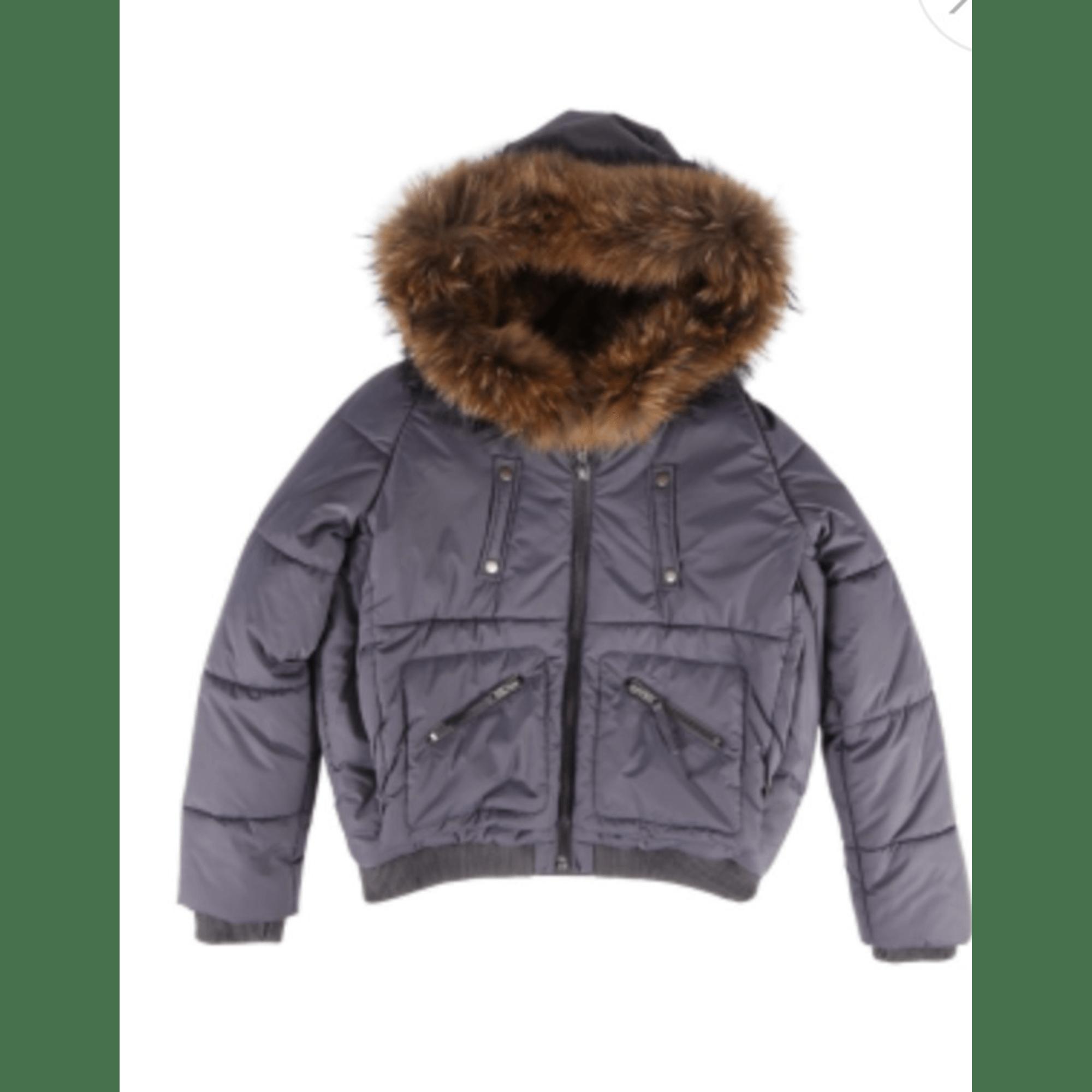 Doudoune BEL AIR 38 (M, T2) gris vendu par Rubys - 8077171 34a722b0154