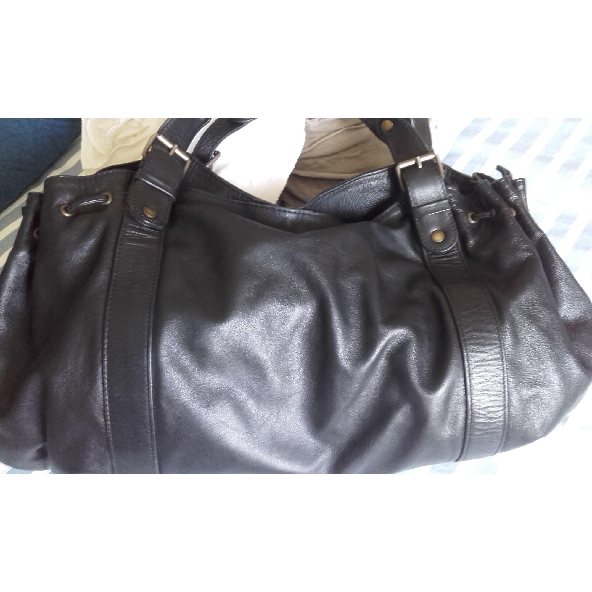 Sac XL en cuir GERARD DAREL 36H noir vendu par Verlhac 3 - 8080244 bc51d375043a