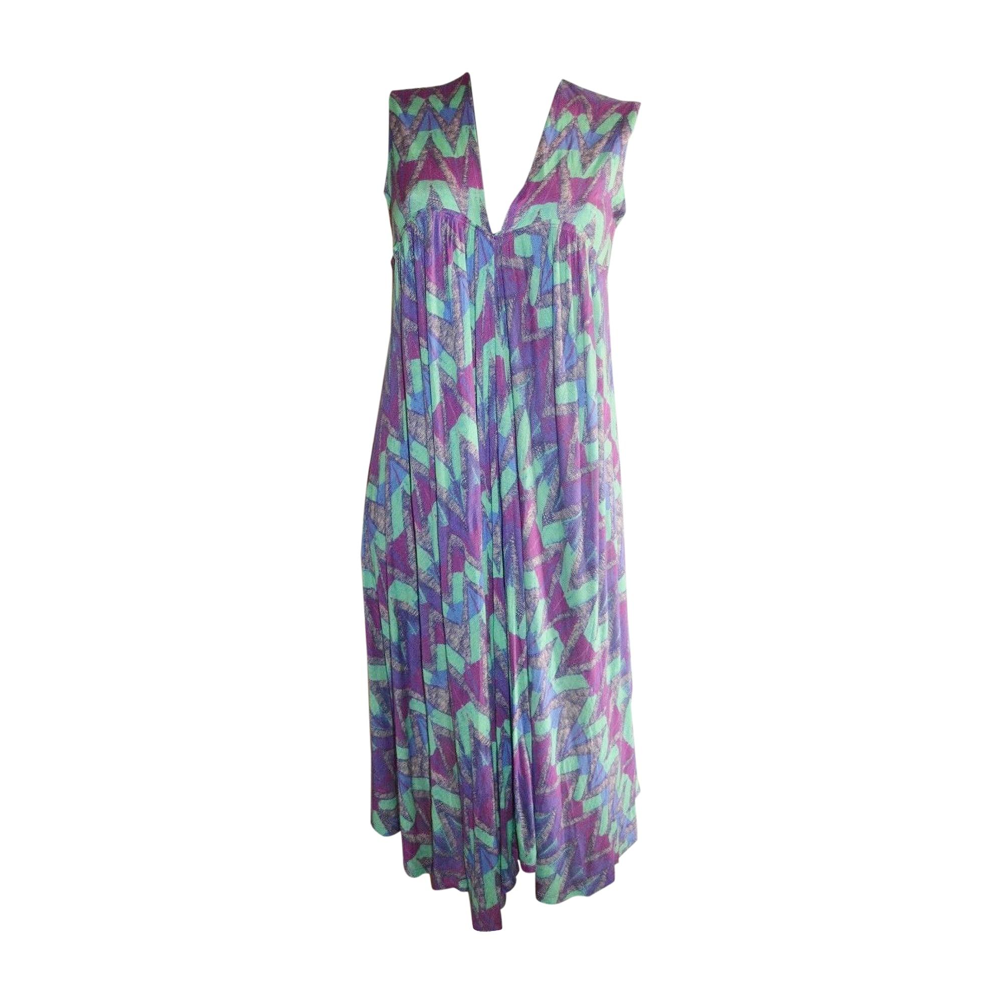 b2584f256b6 Robe longue SEE BY CHLOE Violet