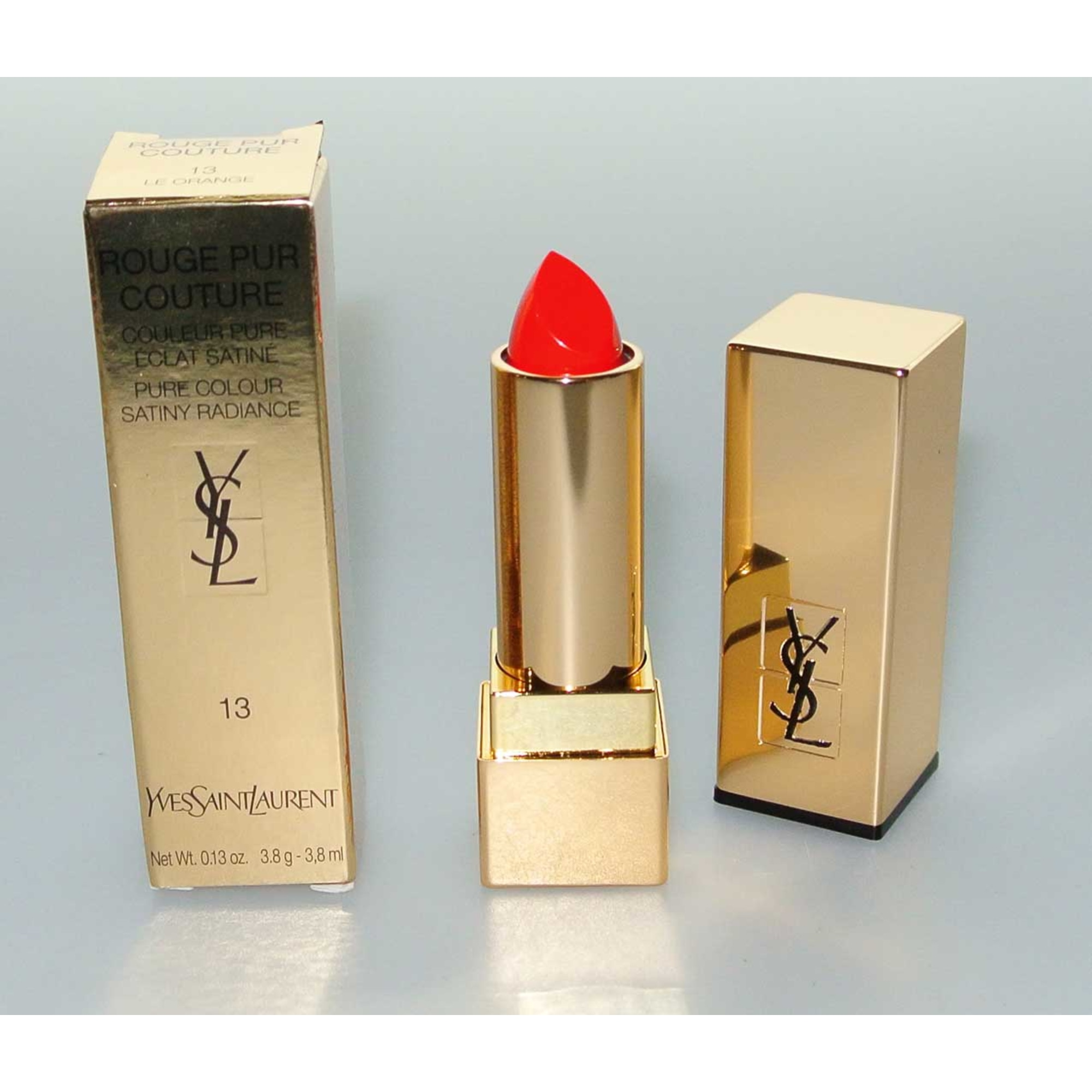 Lipsticks YVES SAINT LAURENT orange