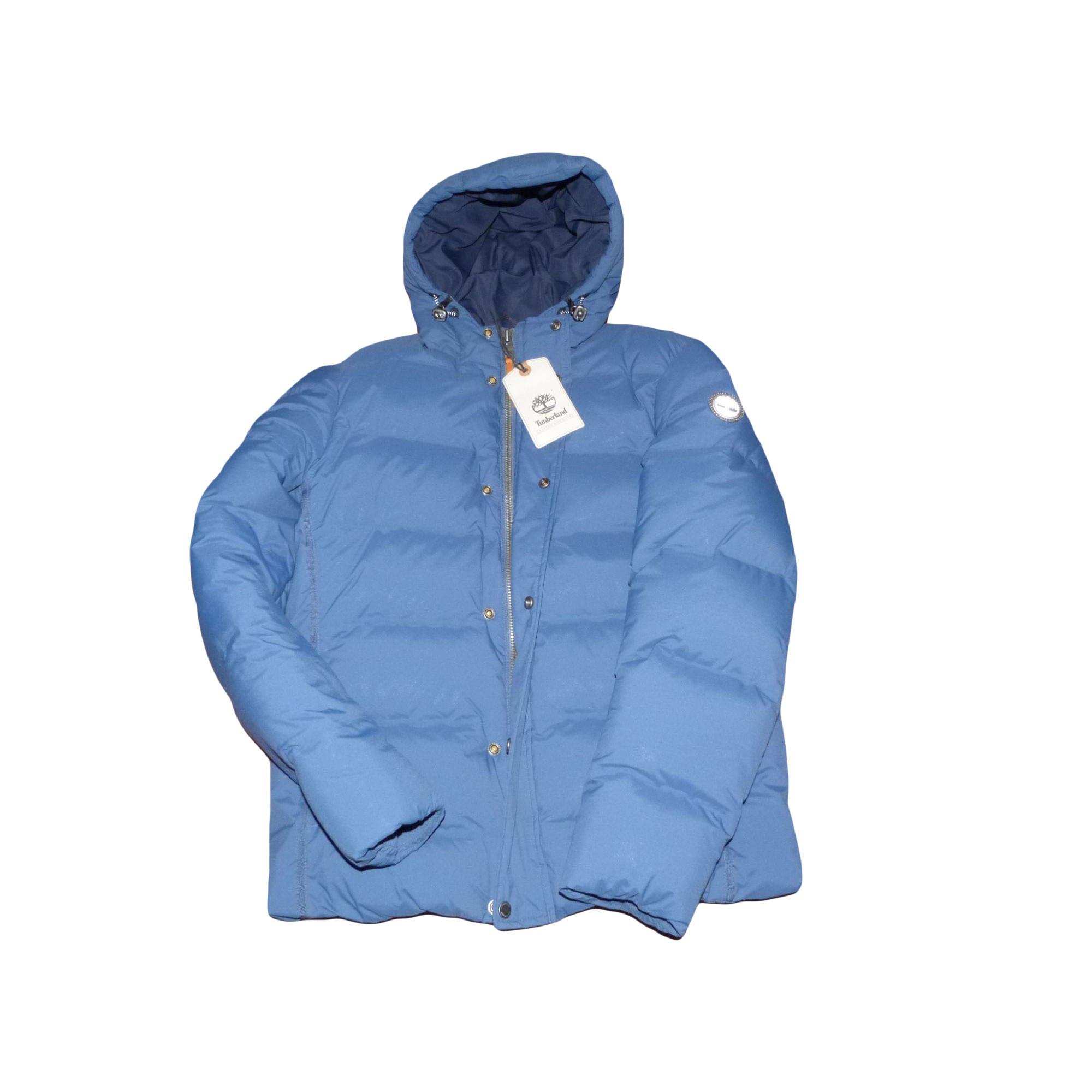 1cd30cba8dac6 Doudoune TIMBERLAND Bleu, bleu marine, bleu turquoise