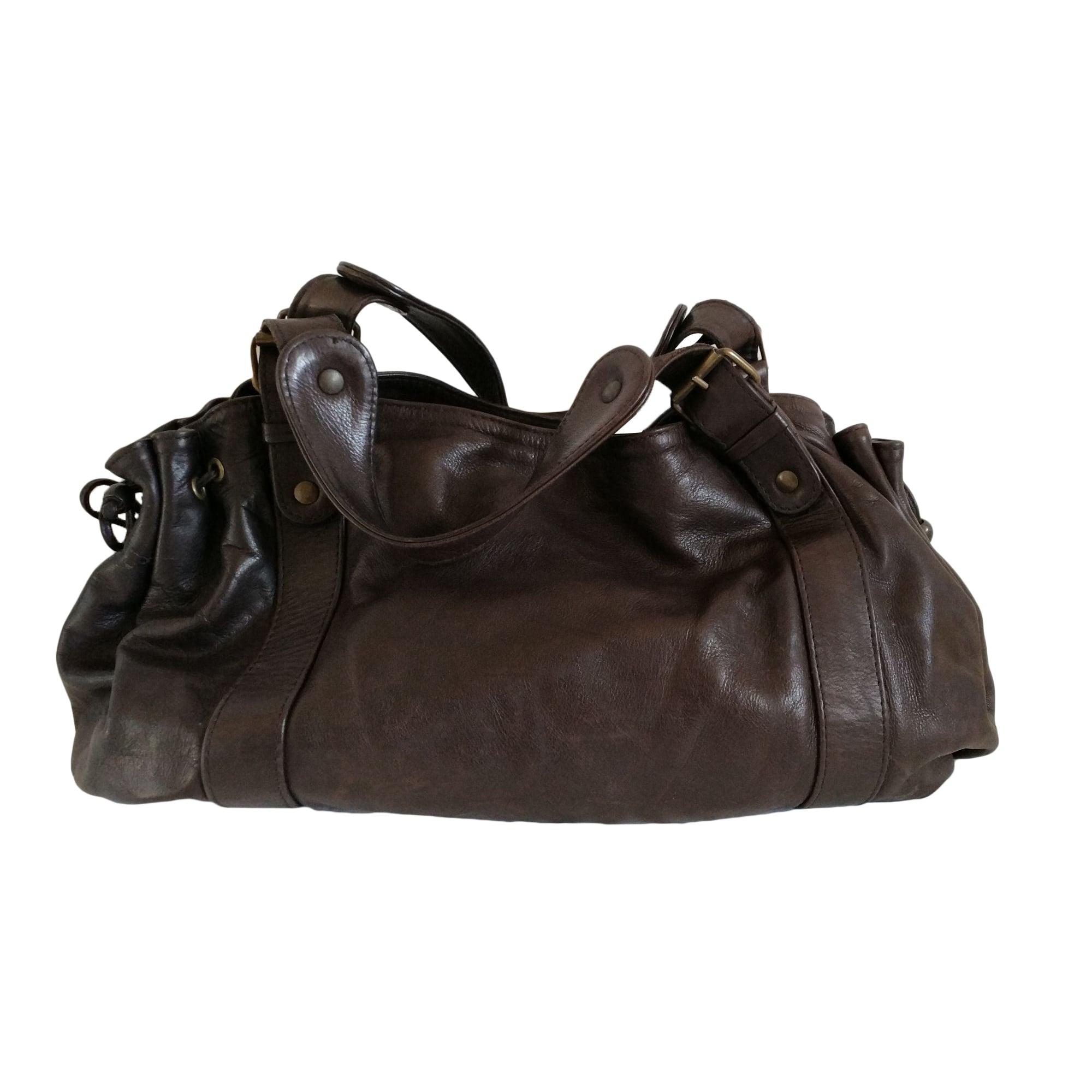 Sac à main en cuir GERARD DAREL marron vendu par Eve1311 - 8097725 57e7a99713f4