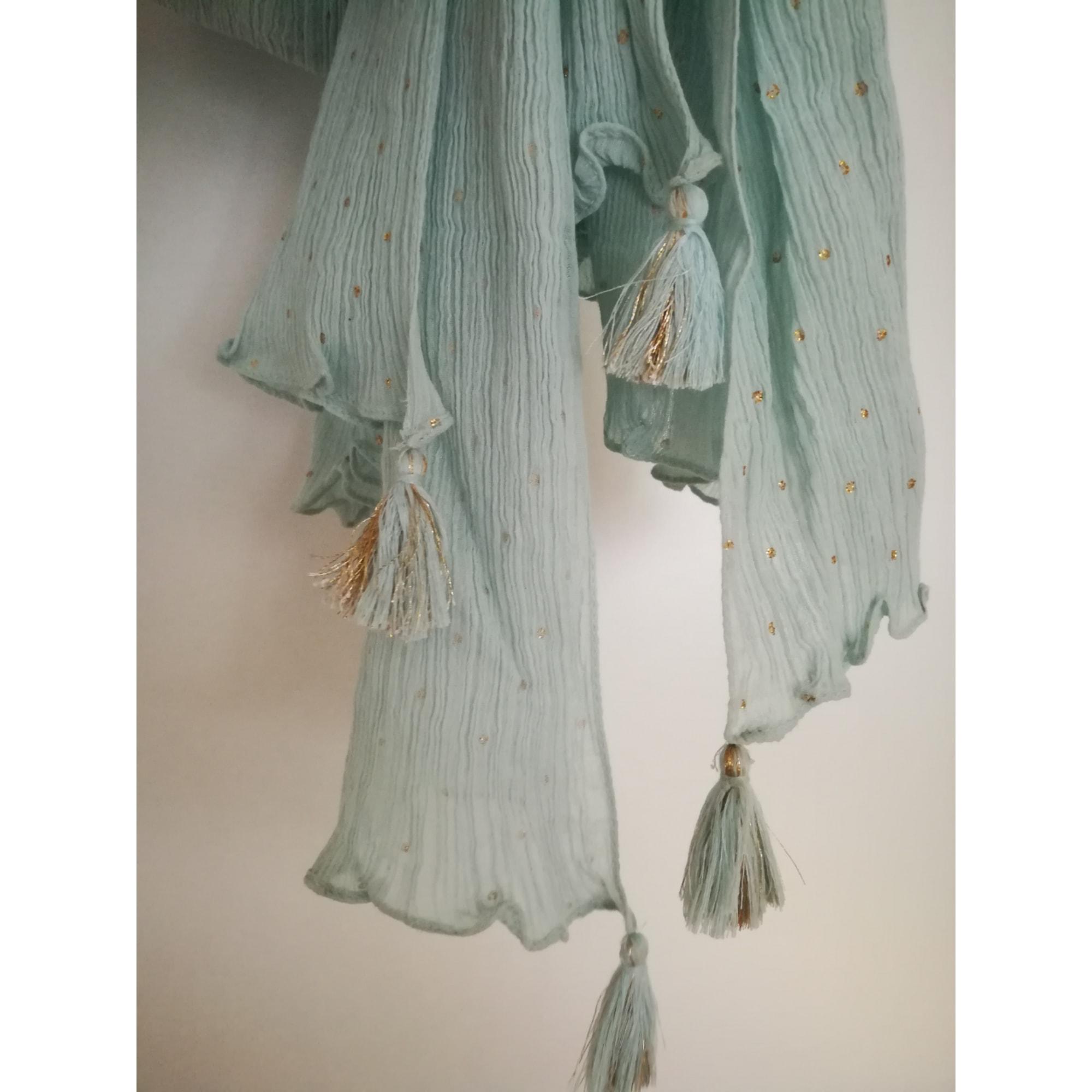 Châle KIABI Bleu, bleu marine, bleu turquoise d44471509b7