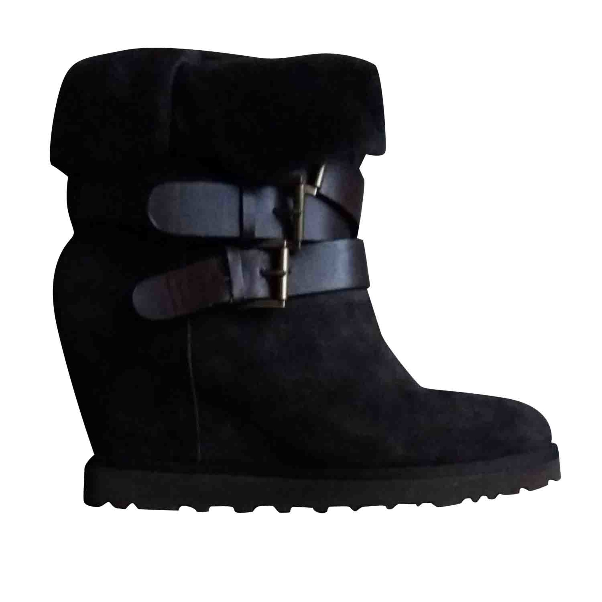 Bottinesamp; Low À Marron Compensés Ash 41 8104077 Boots 0mNPnvOy8w
