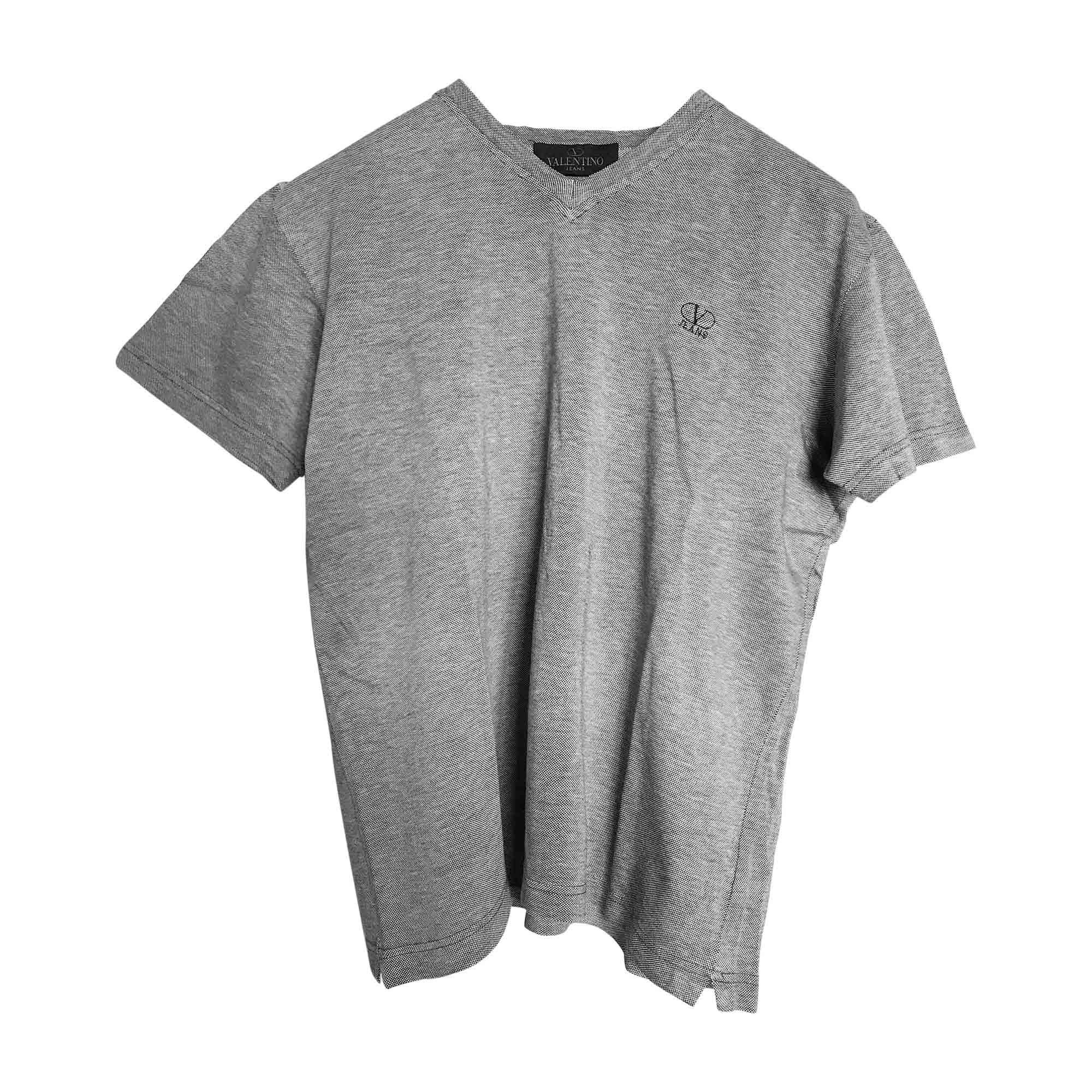 T-shirt VALENTINO Gray, charcoal