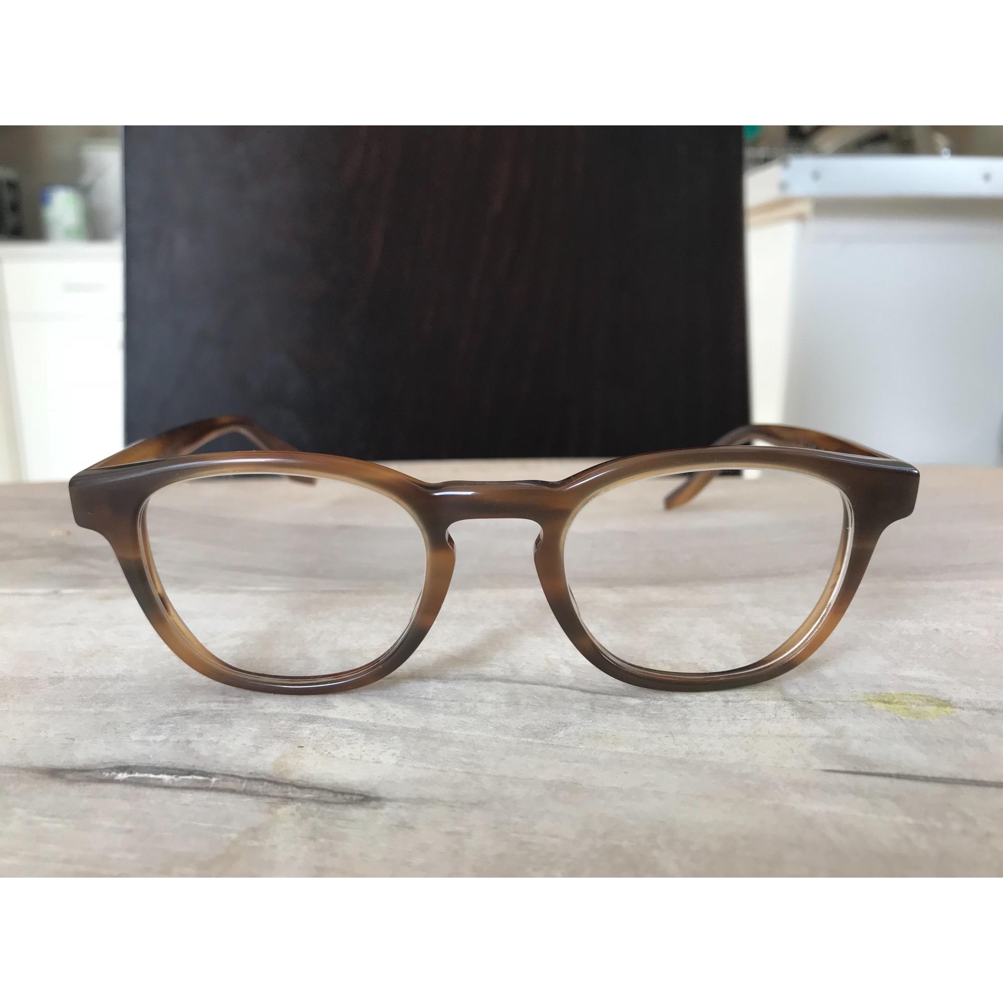 68ccba0d335a61 Monture de lunettes BARTON PERREIRA marron vendu par Revergio - 8117700